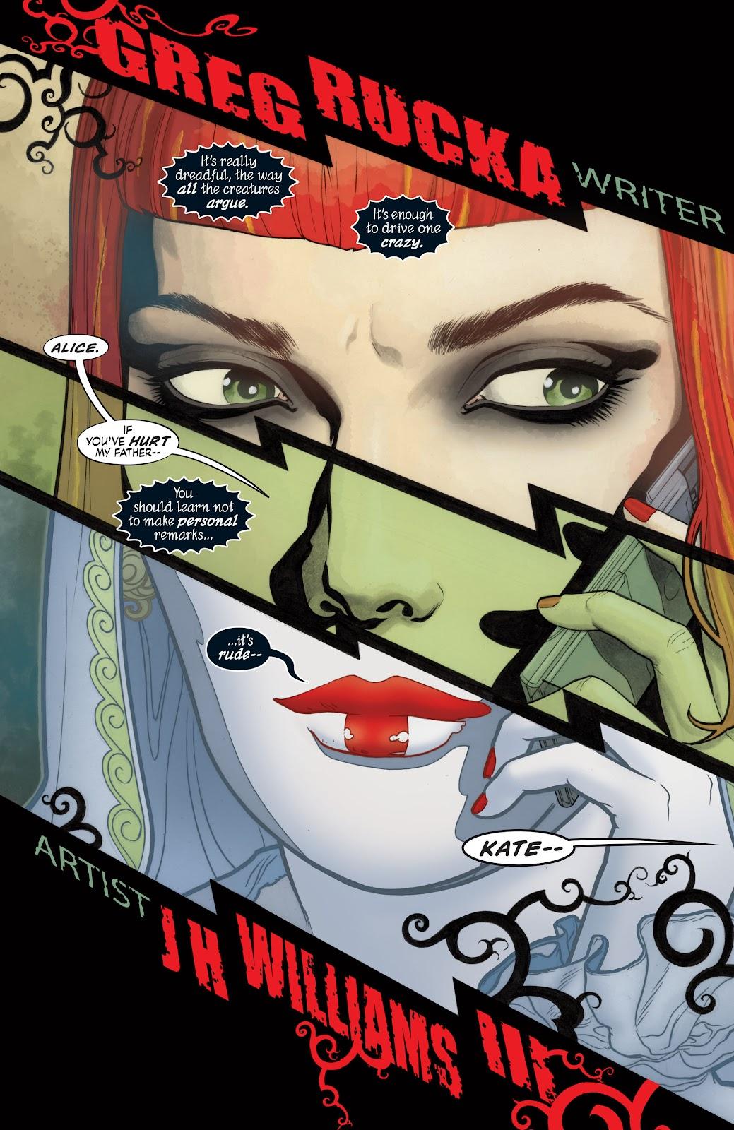 Read online Detective Comics (1937) comic -  Issue # _TPB Batwoman – Elegy (New Edition) (Part 1) - 66
