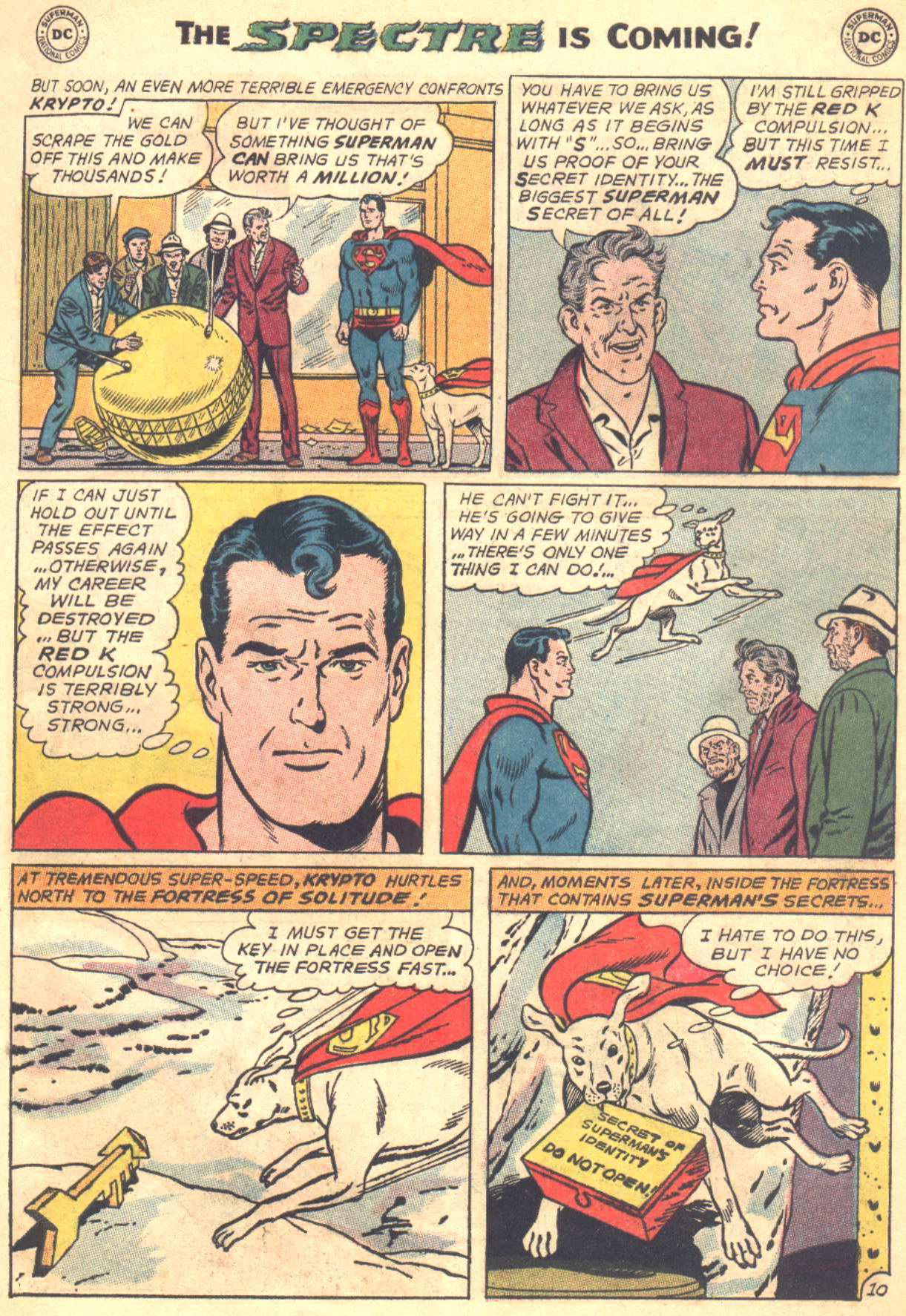Read online Action Comics (1938) comic -  Issue #330 - 15