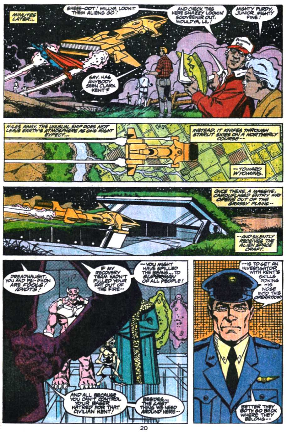 Read online Adventures of Superman (1987) comic -  Issue #469 - 21