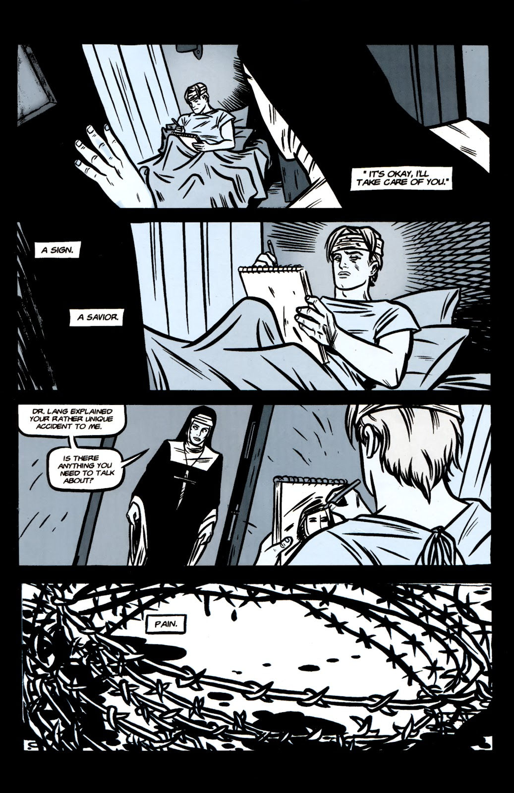 Read online Feeders comic -  Issue # Full - 7