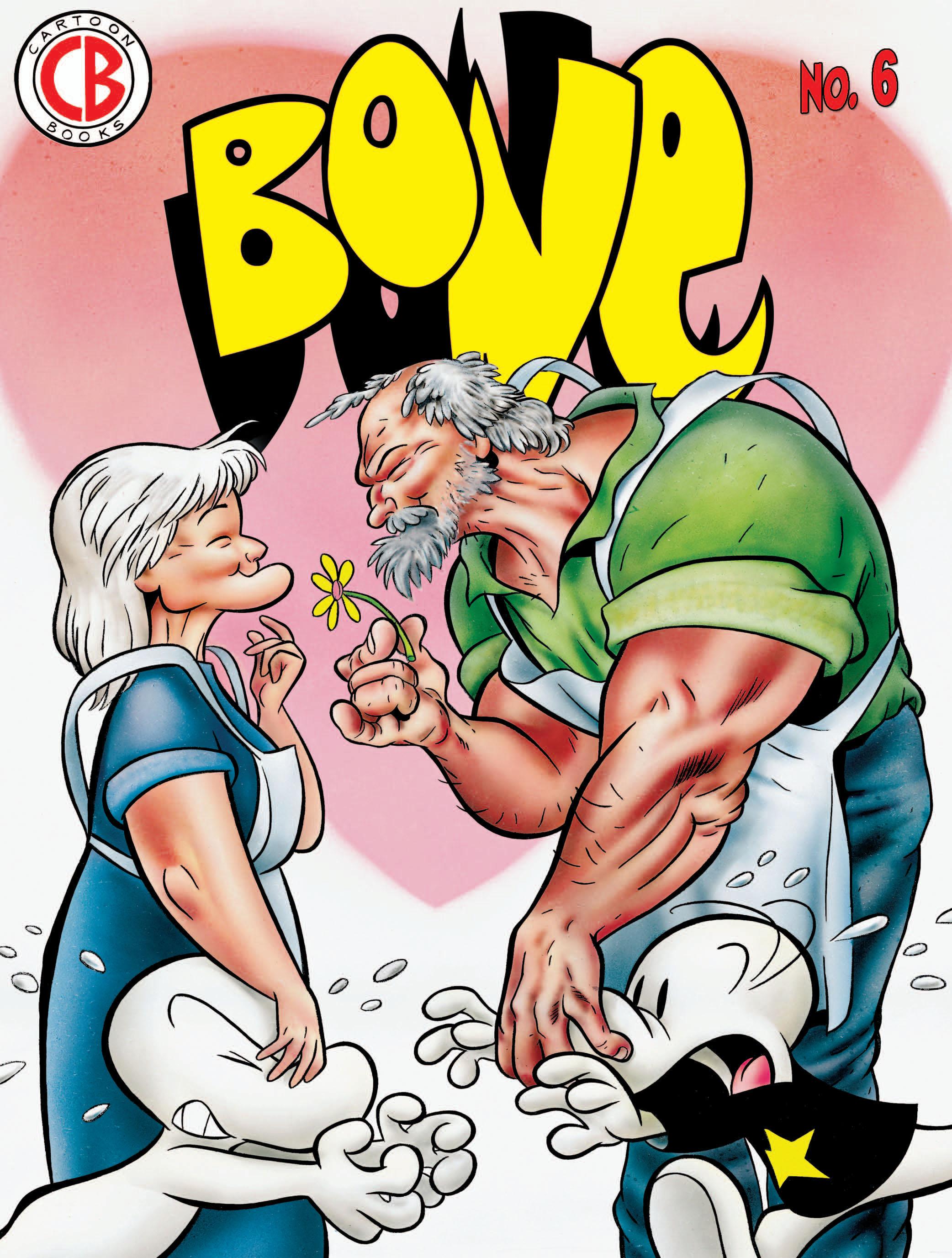 Bone 1991 Issue 6