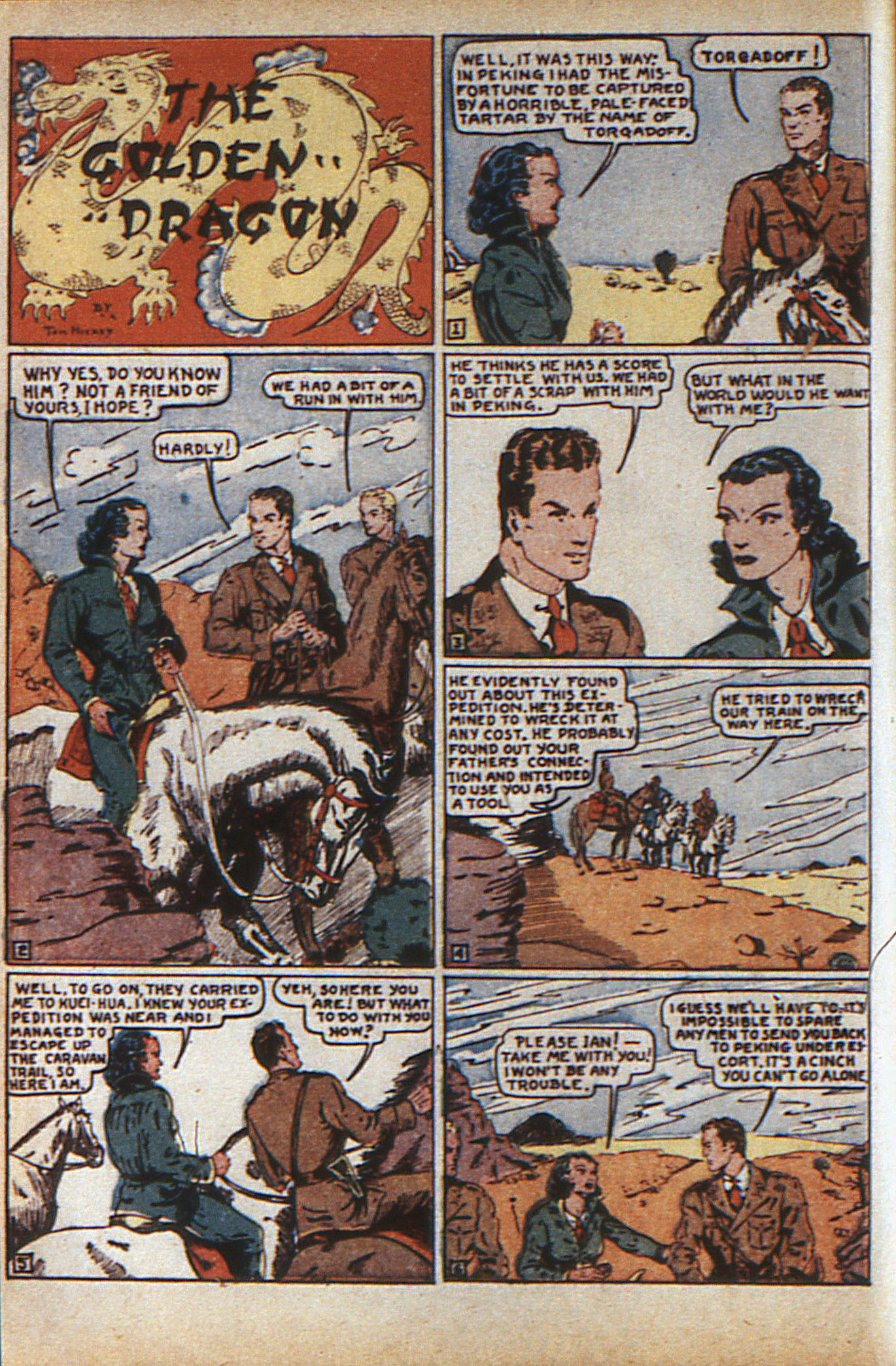 Read online Adventure Comics (1938) comic -  Issue #9 - 43
