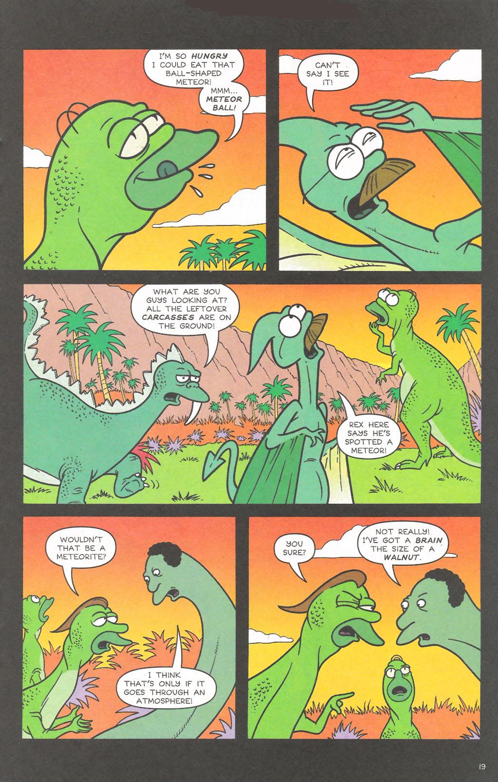 Read online Simpsons Comics comic -  Issue #111 - 20