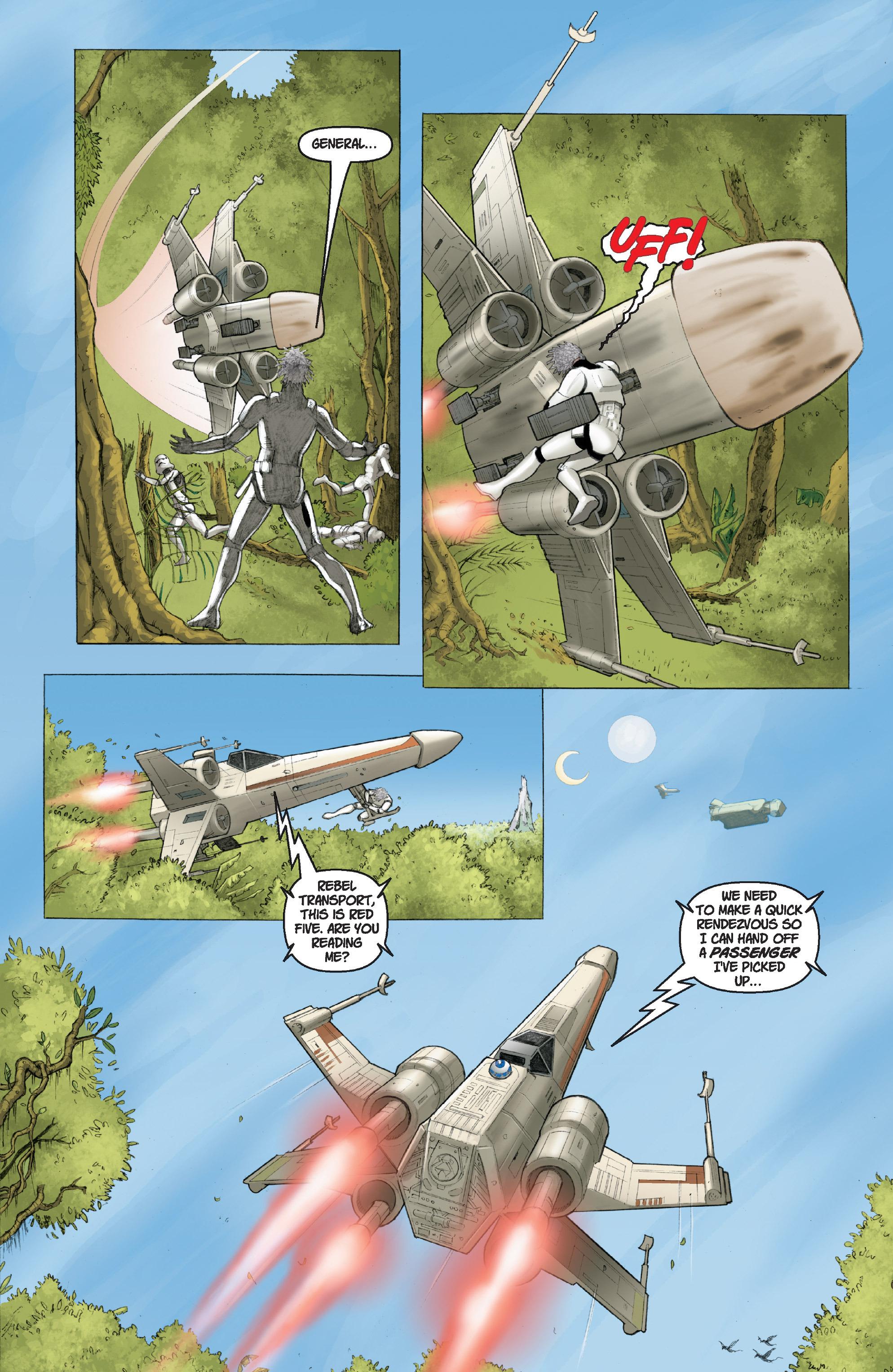 Read online Star Wars Omnibus comic -  Issue # Vol. 20 - 47