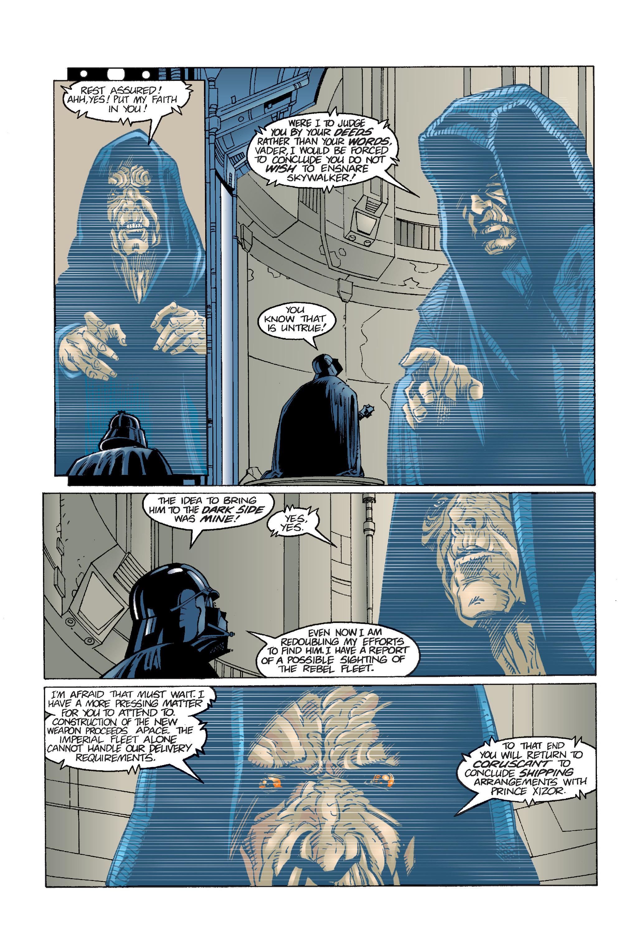 Read online Star Wars Omnibus comic -  Issue # Vol. 11 - 16