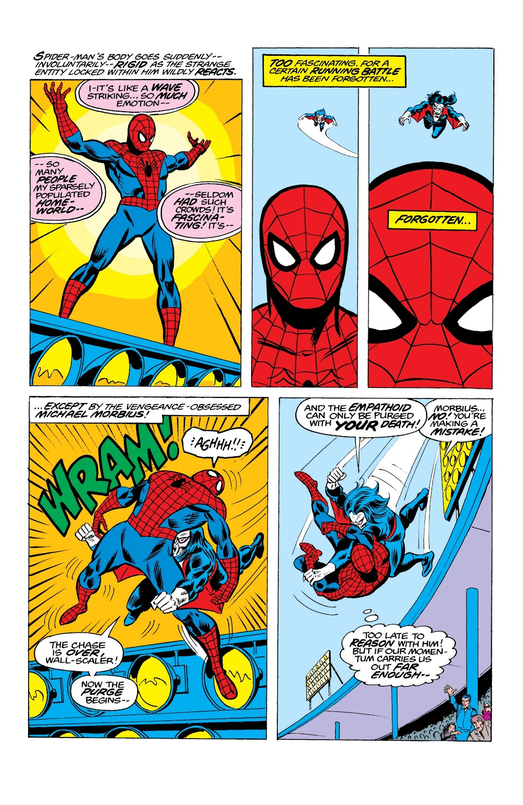 Read online Marvel Masterworks: The Spectacular Spider-Man comic -  Issue # TPB (Part 2) - 35