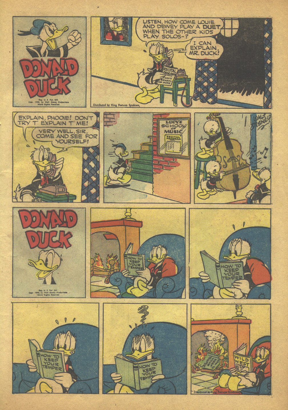 Walt Disney's Comics and Stories issue 103 - Page 39