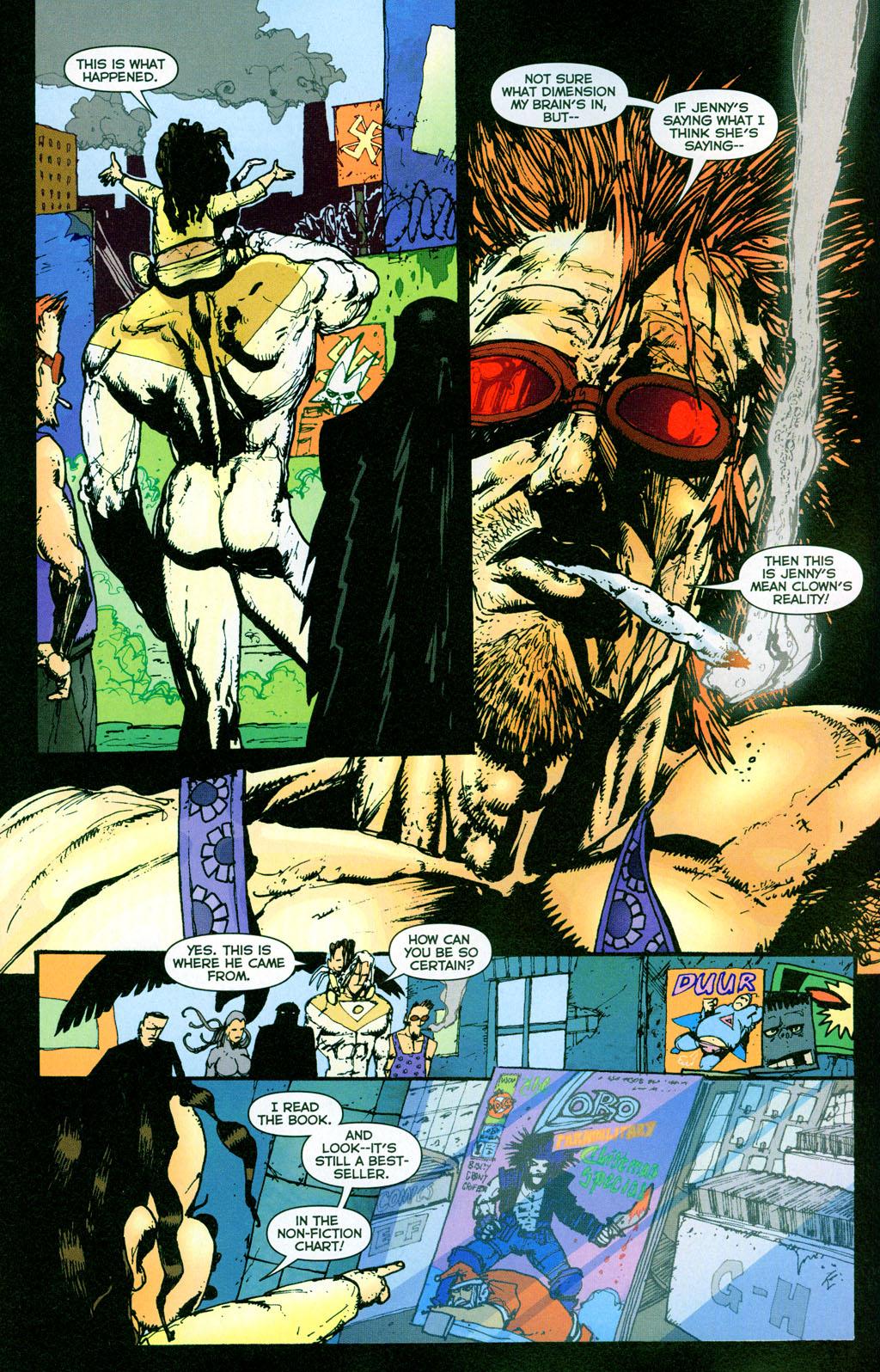Read online The Authority/Lobo: Spring Break Massacre comic -  Issue # Full - 19