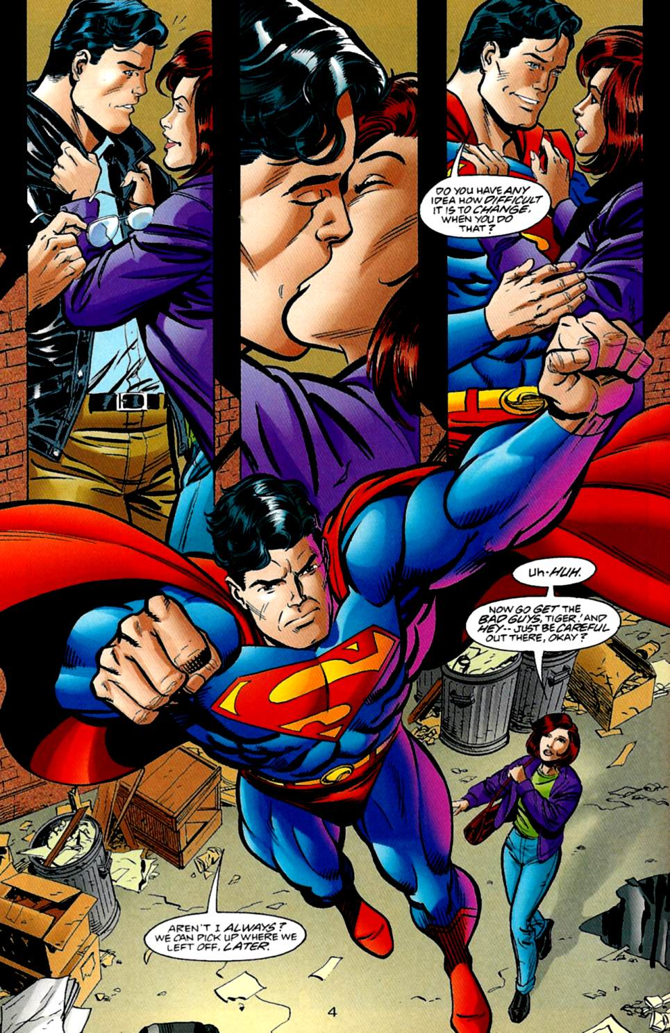 Read online Adventures of Superman (1987) comic -  Issue #562 - 5