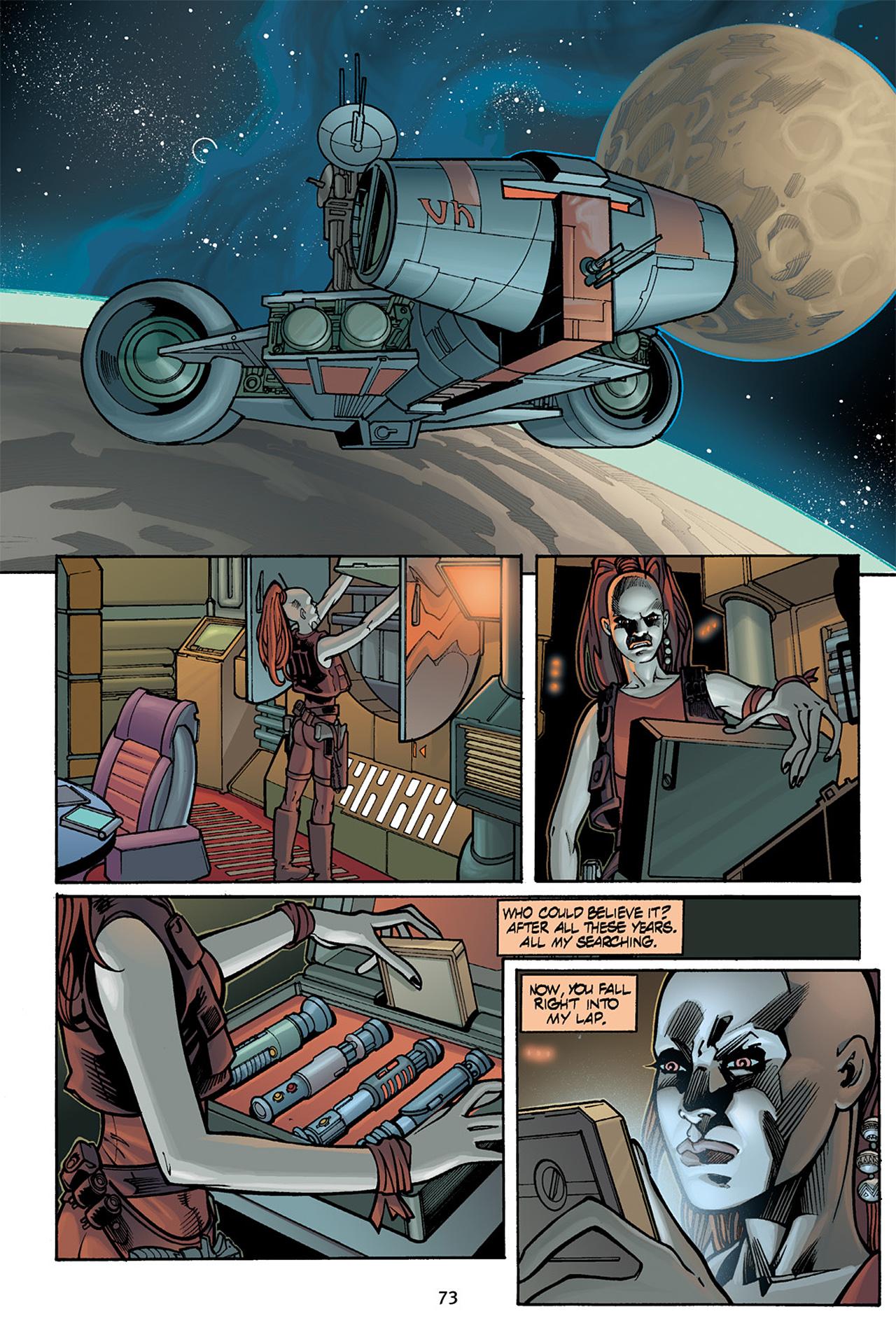 Read online Star Wars Omnibus comic -  Issue # Vol. 10 - 72