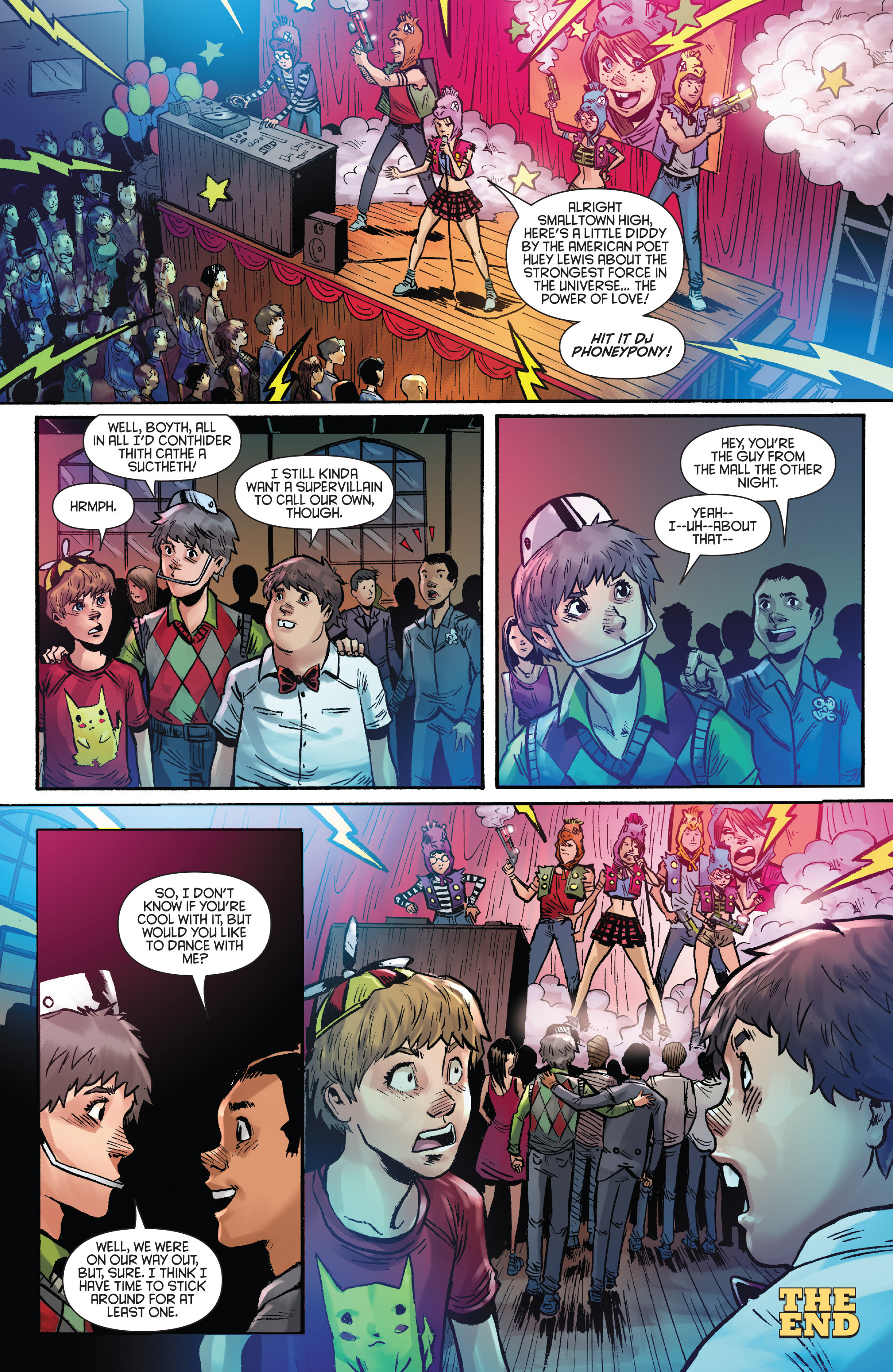 Read online Smosh comic -  Issue #2 - 23