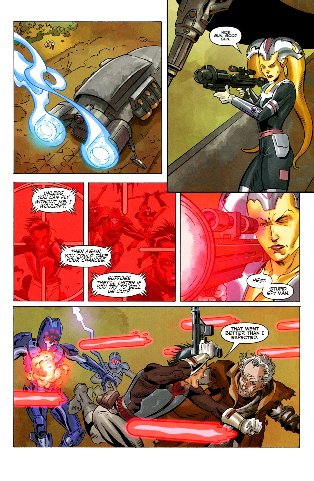 Read online Star Wars: The Old Republic - The Lost Suns comic -  Issue #2 - 13