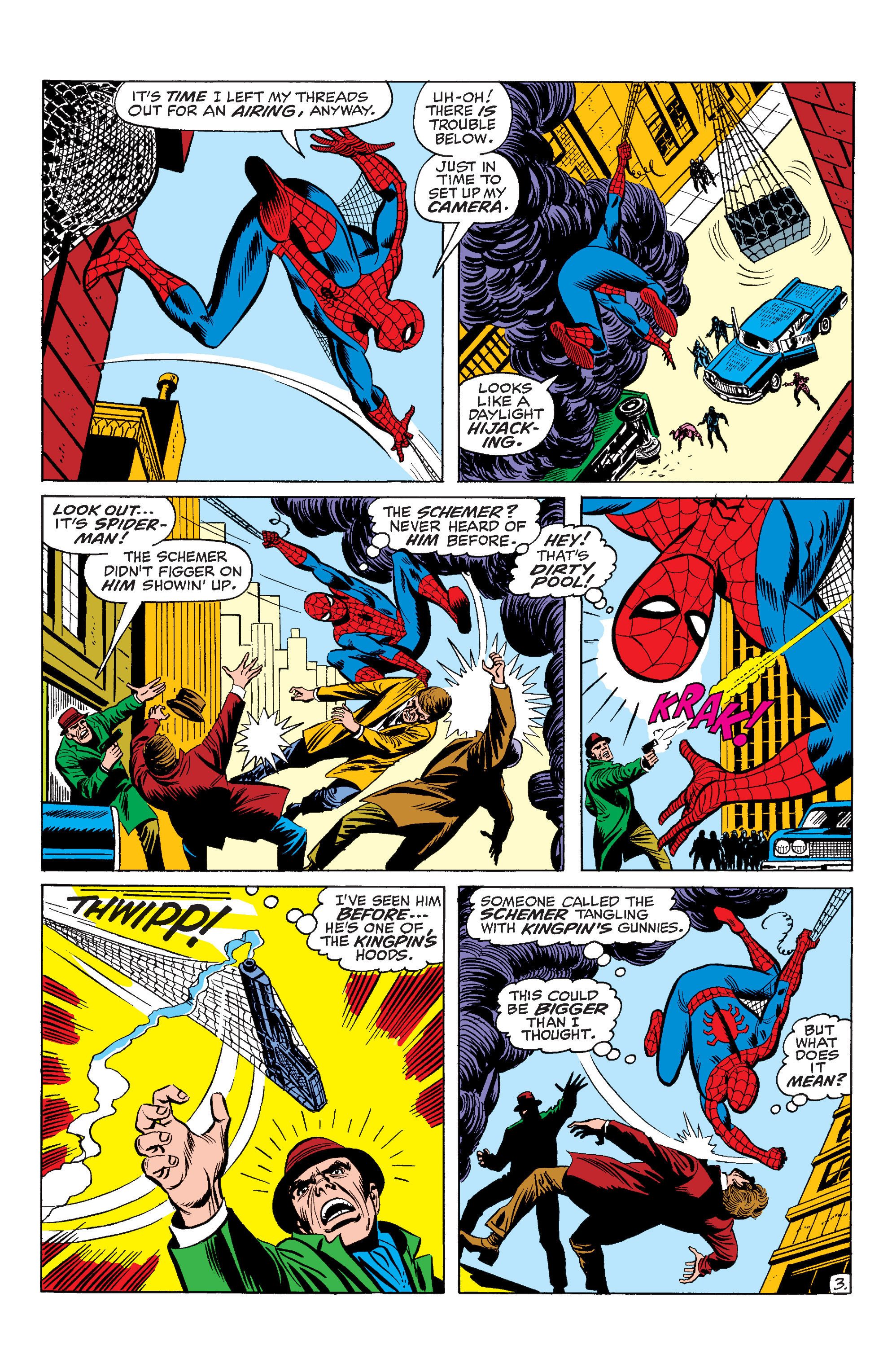 The Amazing Spider-Man (1963) 83 Page 3