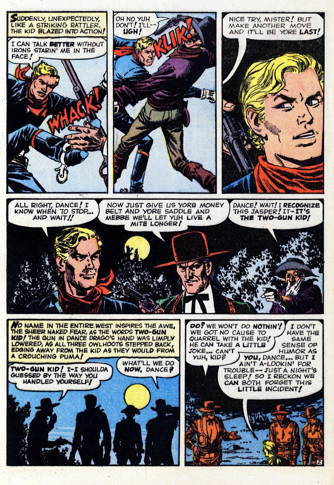 Read online Two-Gun Kid comic -  Issue #53 - 4