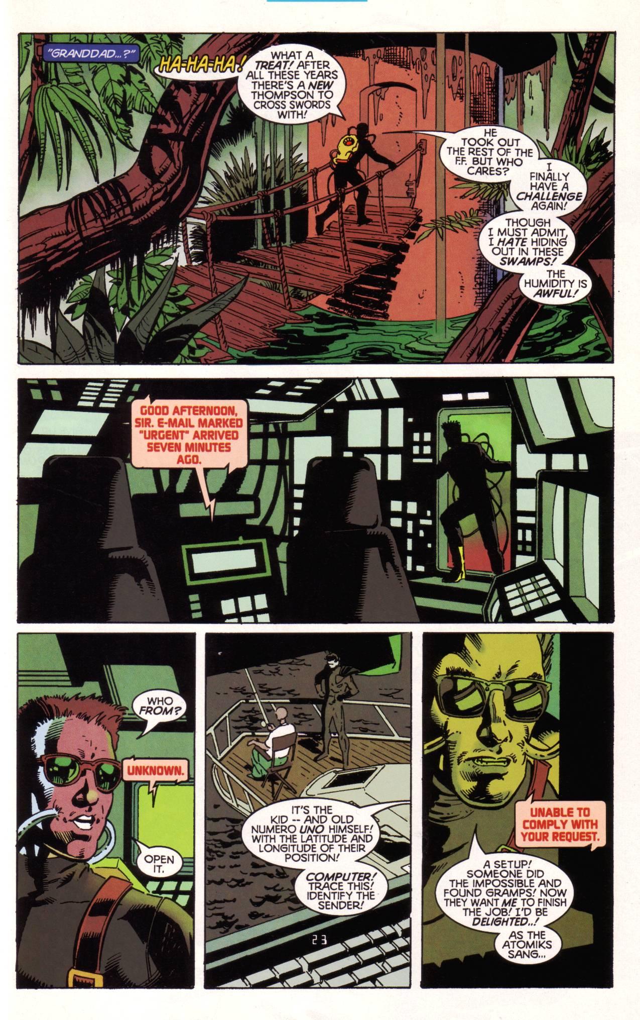 Read online Tangent Comics/ The Atom comic -  Issue # Full - 24