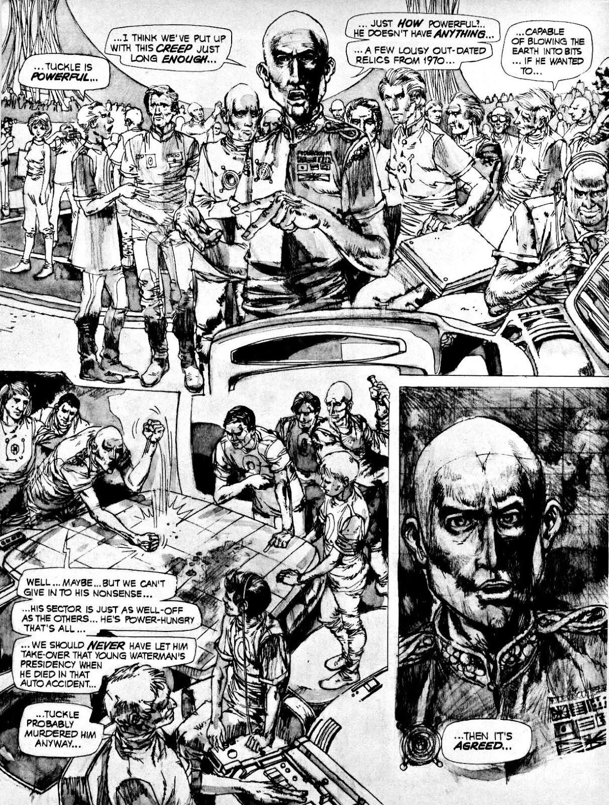 Nightmare (1970) issue 14 - Page 8