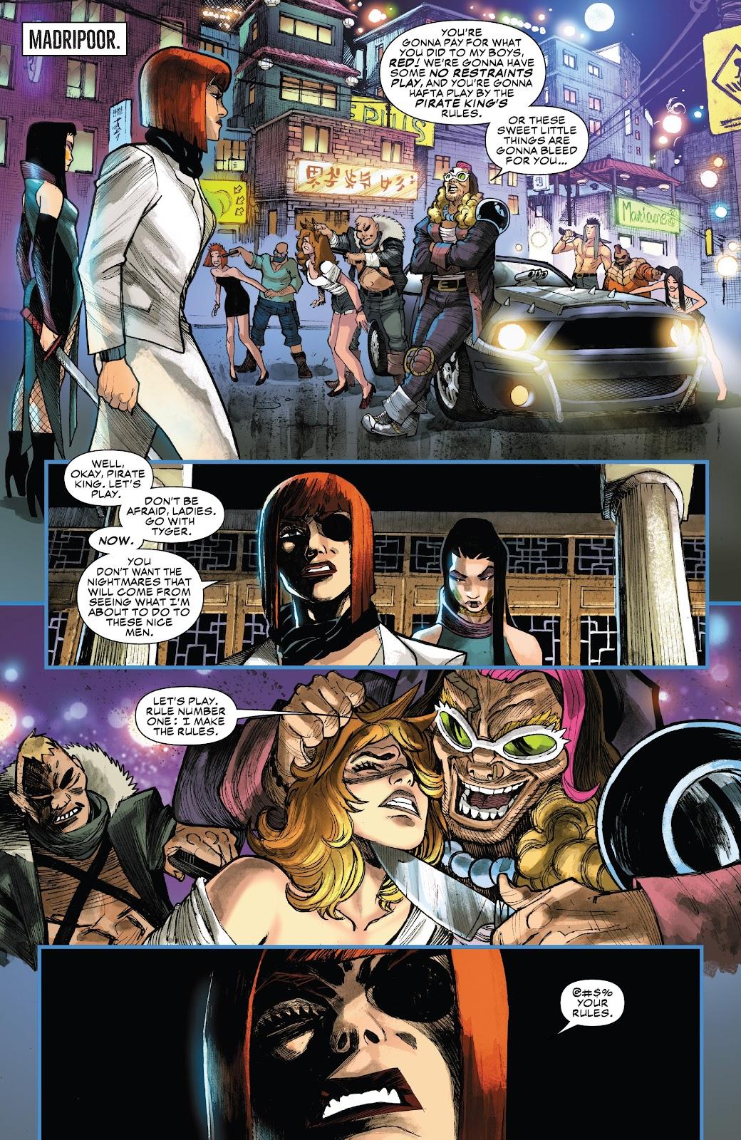 Read online Black Widow (2019) comic -  Issue #2 - 3