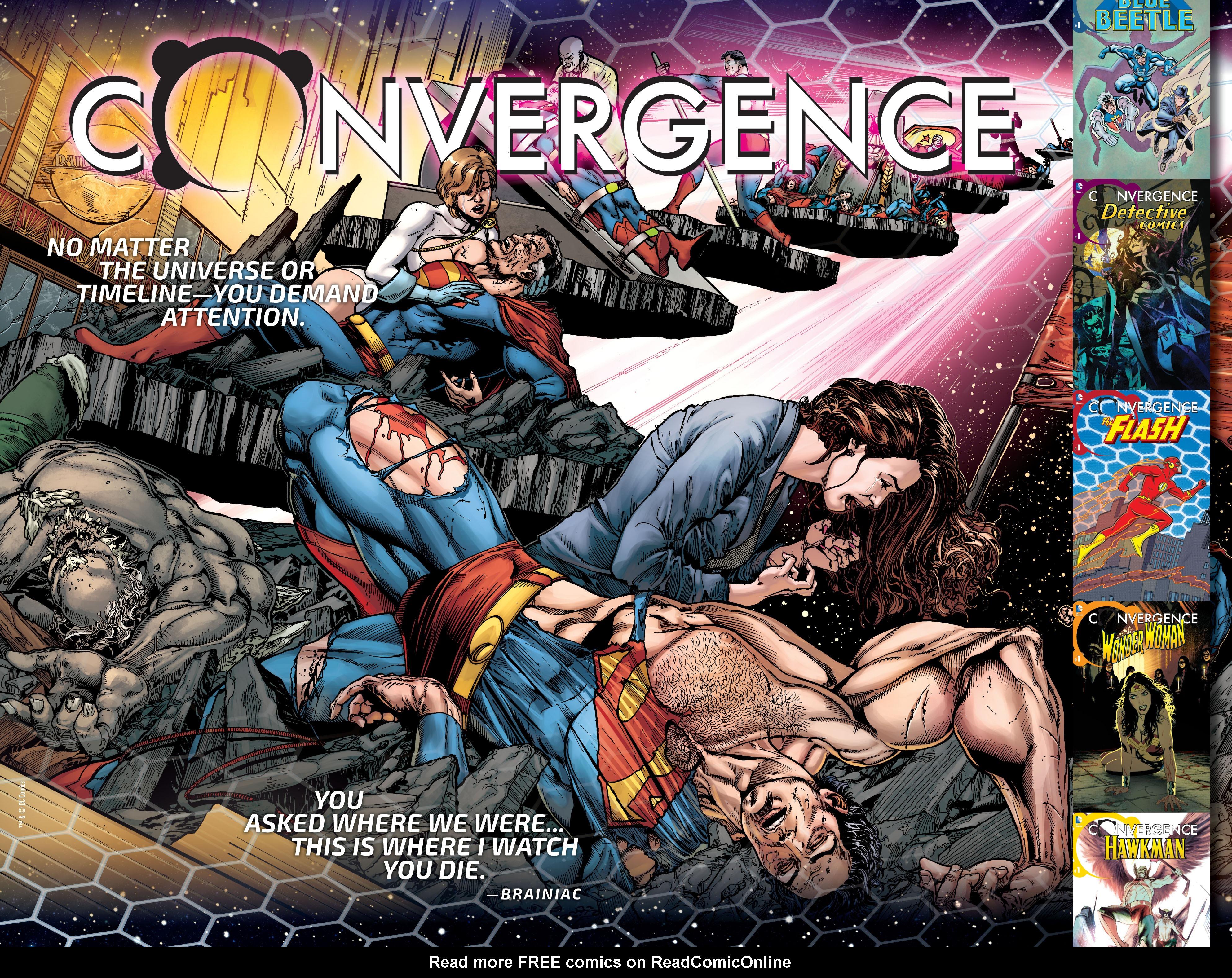 Read online Aquaman (2011) comic -  Issue #40 - 21