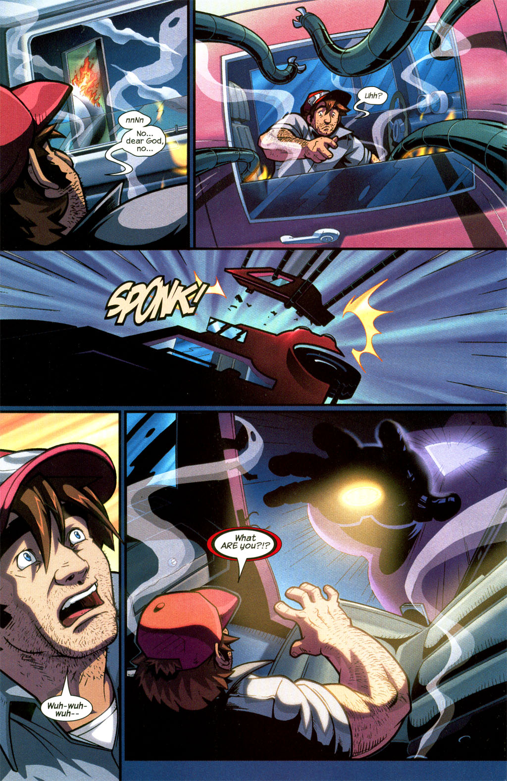 Read online Sentinel comic -  Issue #7 - 5