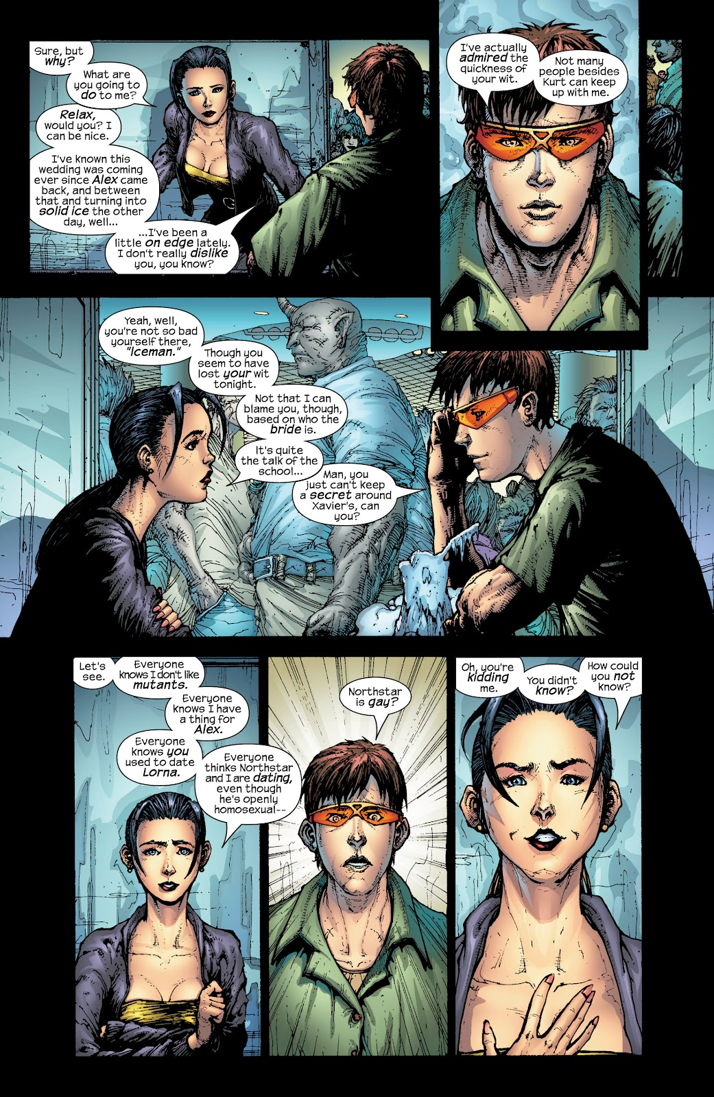 Uncanny X-Men (1963) issue 425 - Page 12