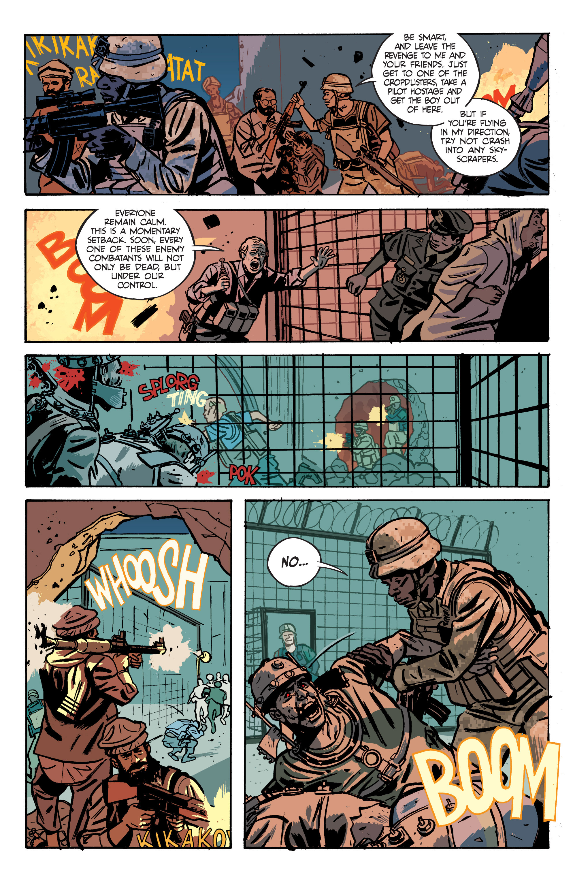Read online Graveyard of Empires comic -  Issue # TPB - 113