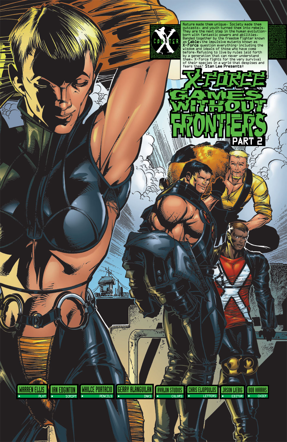 Read online X-Force (1991) comic -  Issue #103 - 2