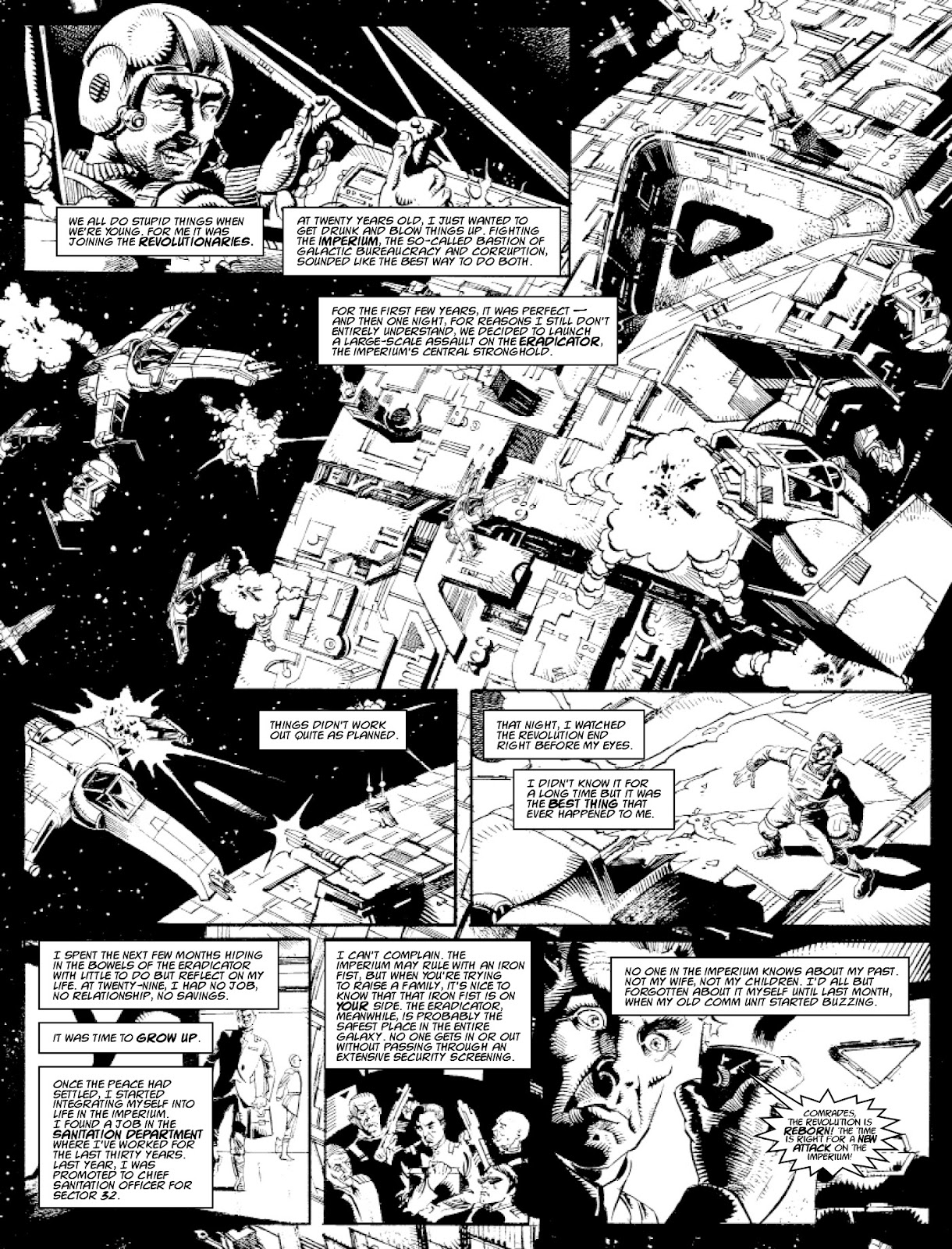 Judge Dredd Megazine (Vol. 5) issue 427 - Page 115
