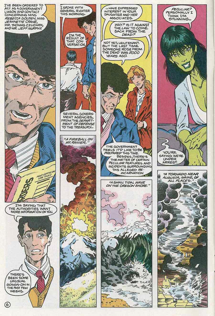 Elementals (1984) issue 1 - Page 8