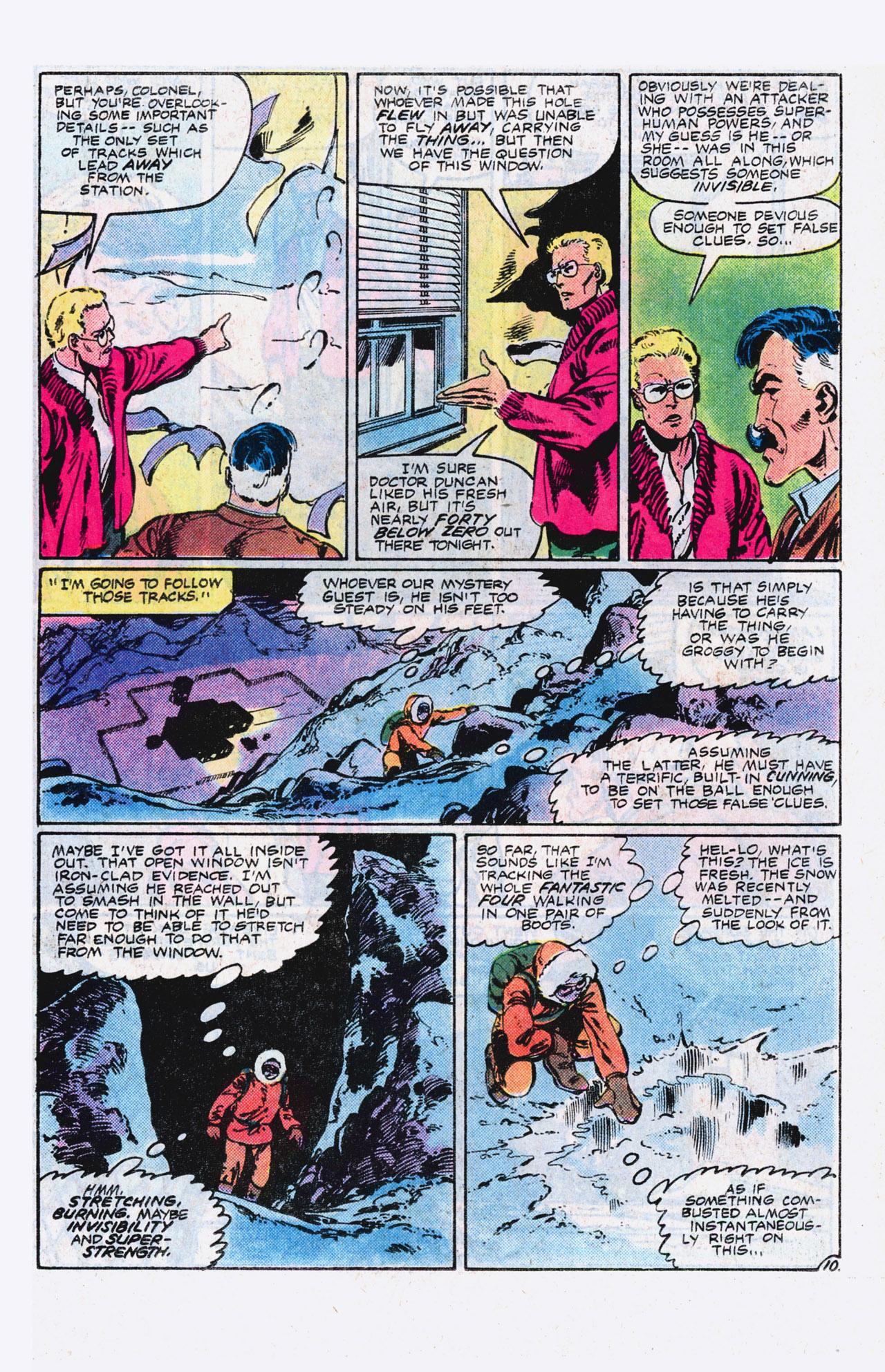 Read online Alpha Flight (1983) comic -  Issue #9 - 11