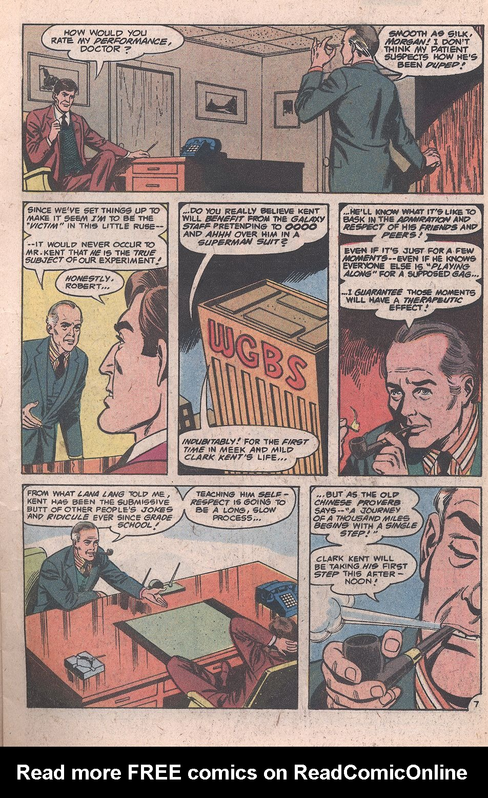 Read online Action Comics (1938) comic -  Issue #501 - 11