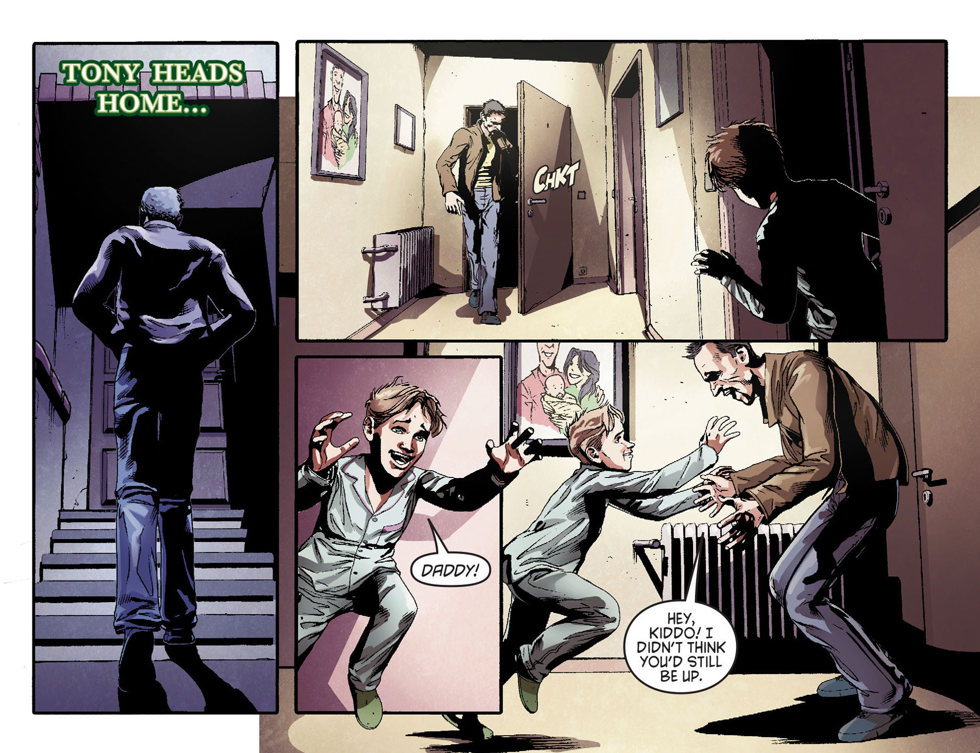 Read online Arrow [II] comic -  Issue #31 - 7