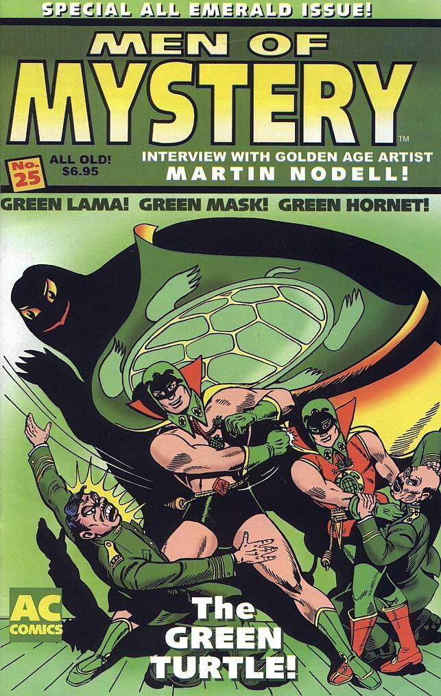 Read online Men of Mystery Comics comic -  Issue #25 - 1