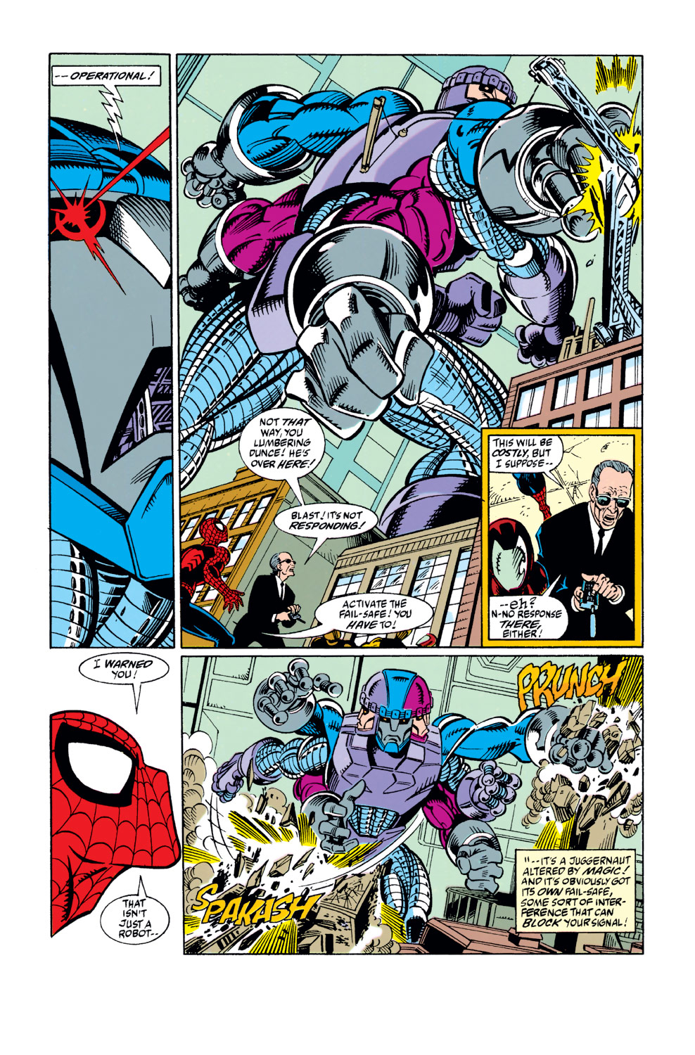 The Amazing Spider-Man (1963) 351 Page 19