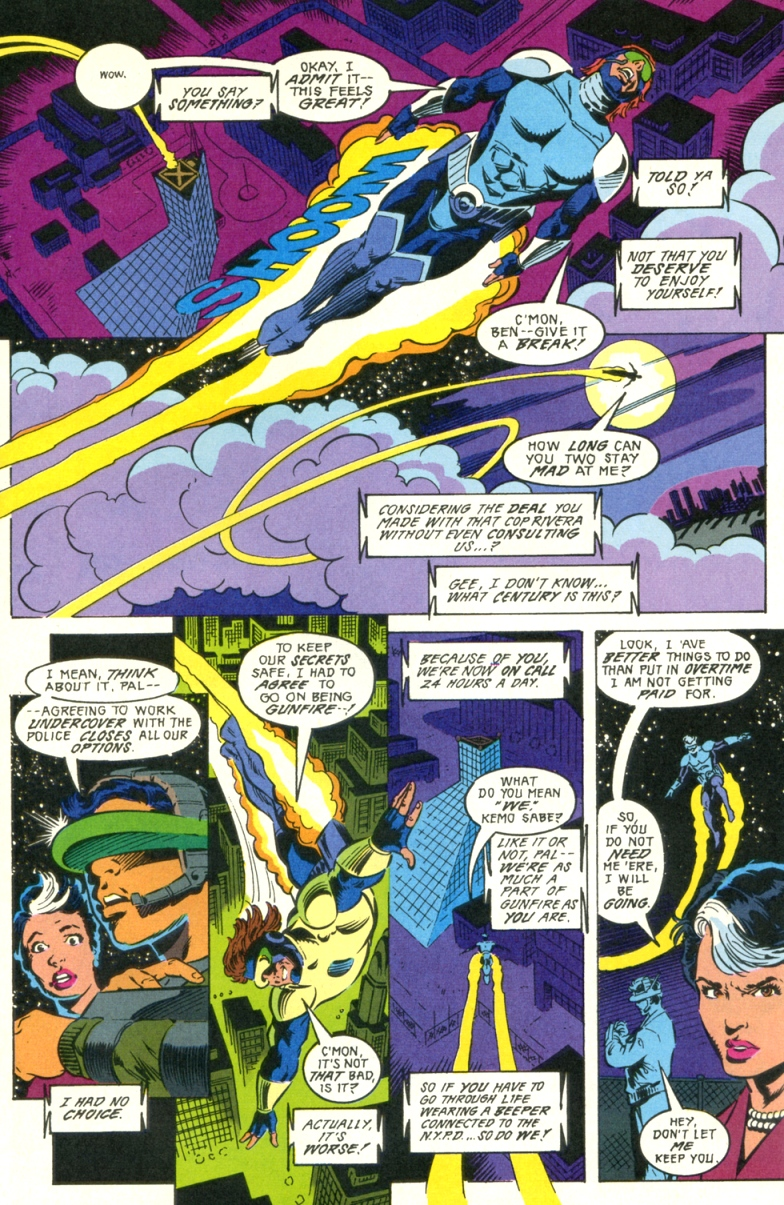 Read online Gunfire comic -  Issue #5 - 13