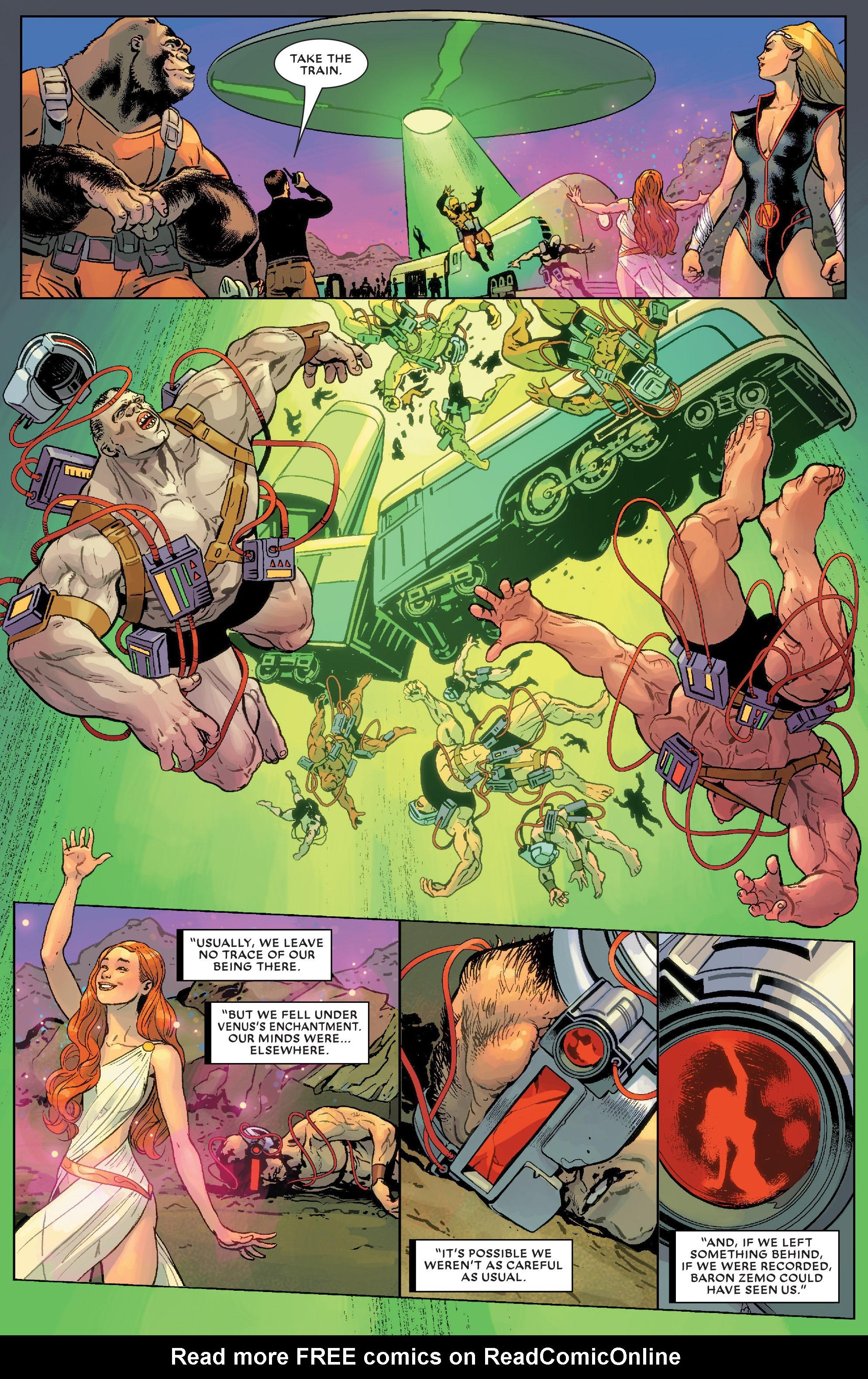 Read online Secret Wars Journal/Battleworld comic -  Issue # TPB - 101