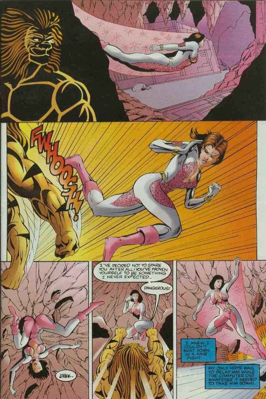 Read online Ultraverse Premiere comic -  Issue #9 - 9