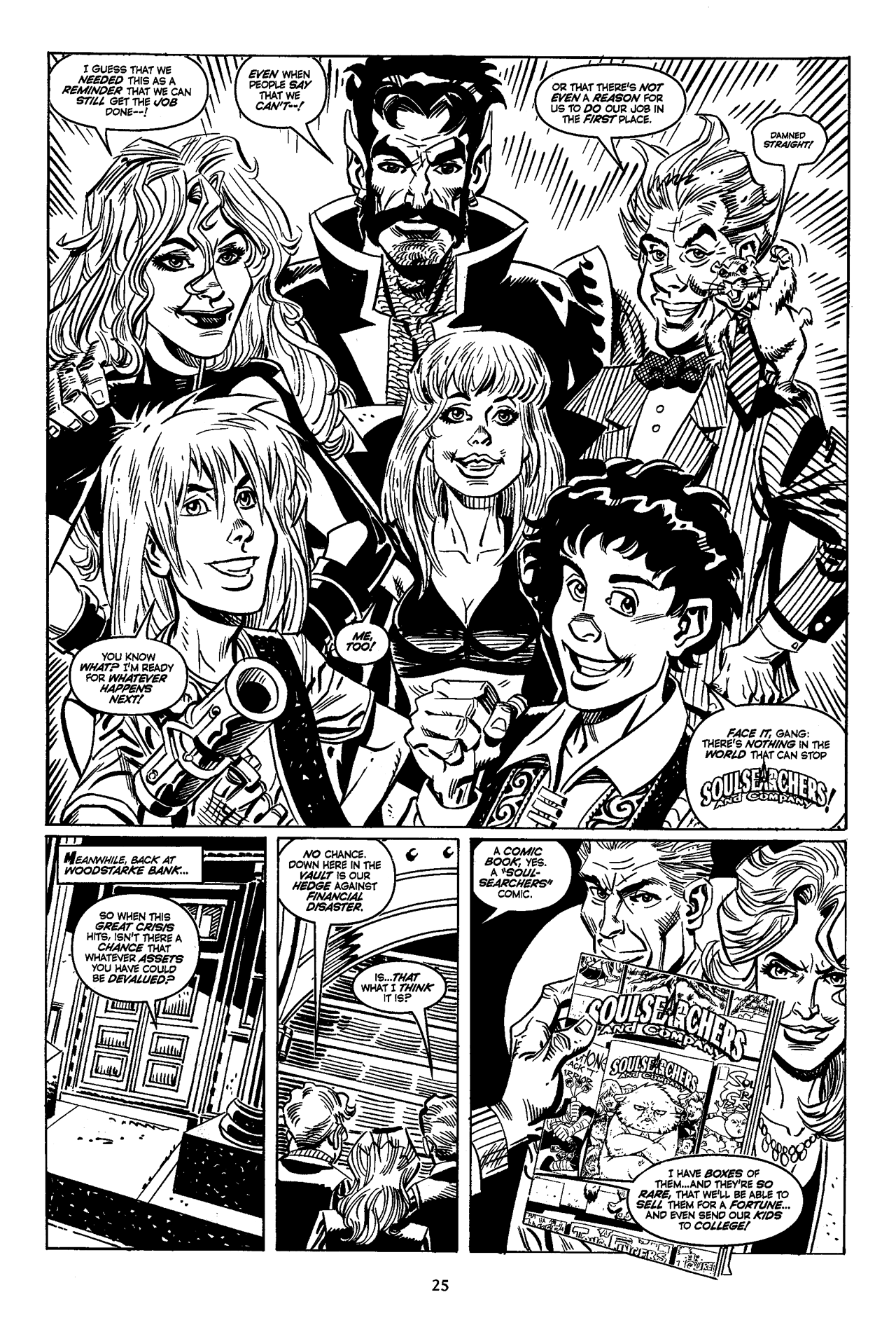 Soulsearchers and Company issue 82 - Page 27