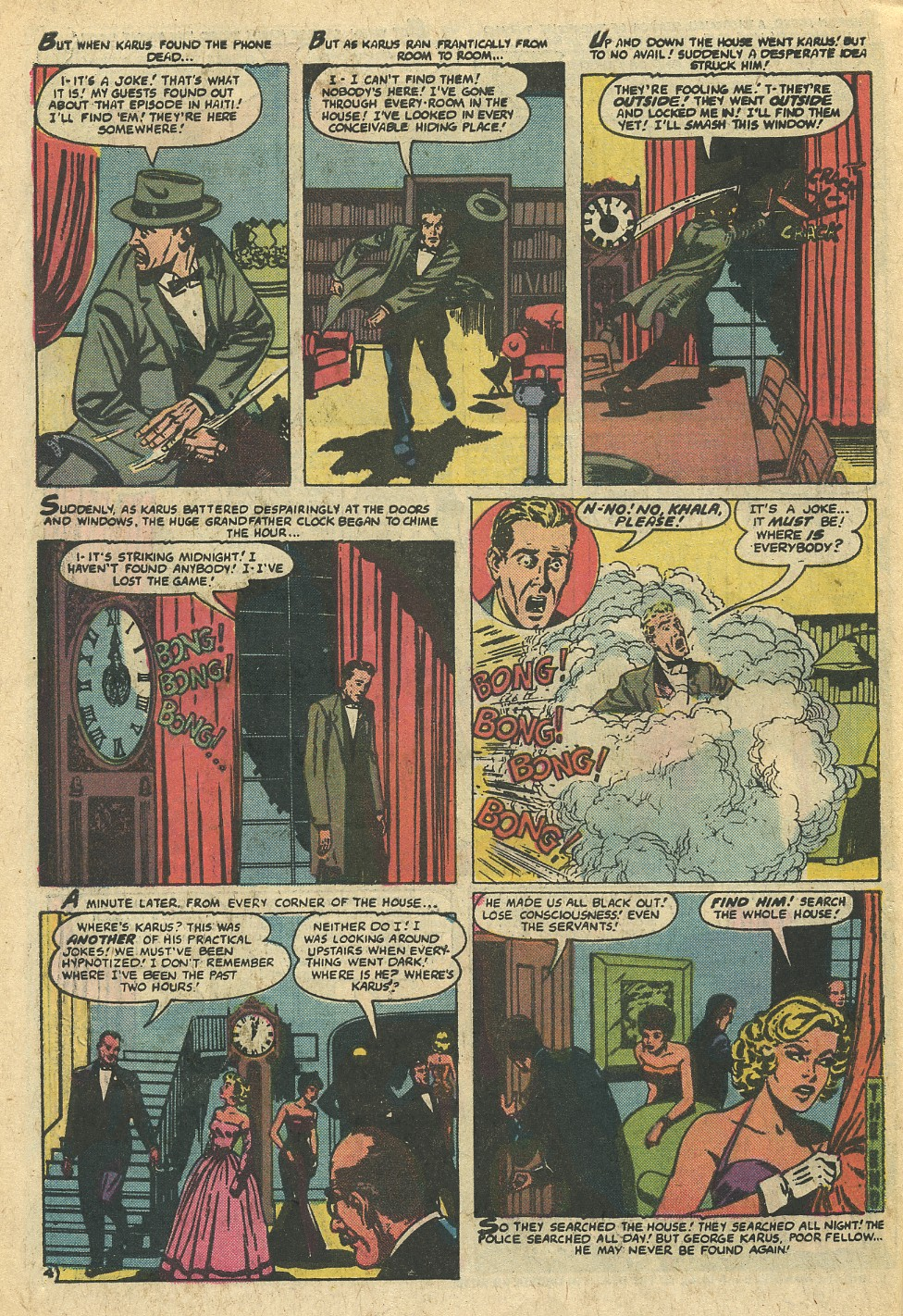 Journey Into Mystery (1972) issue 12 - Page 34