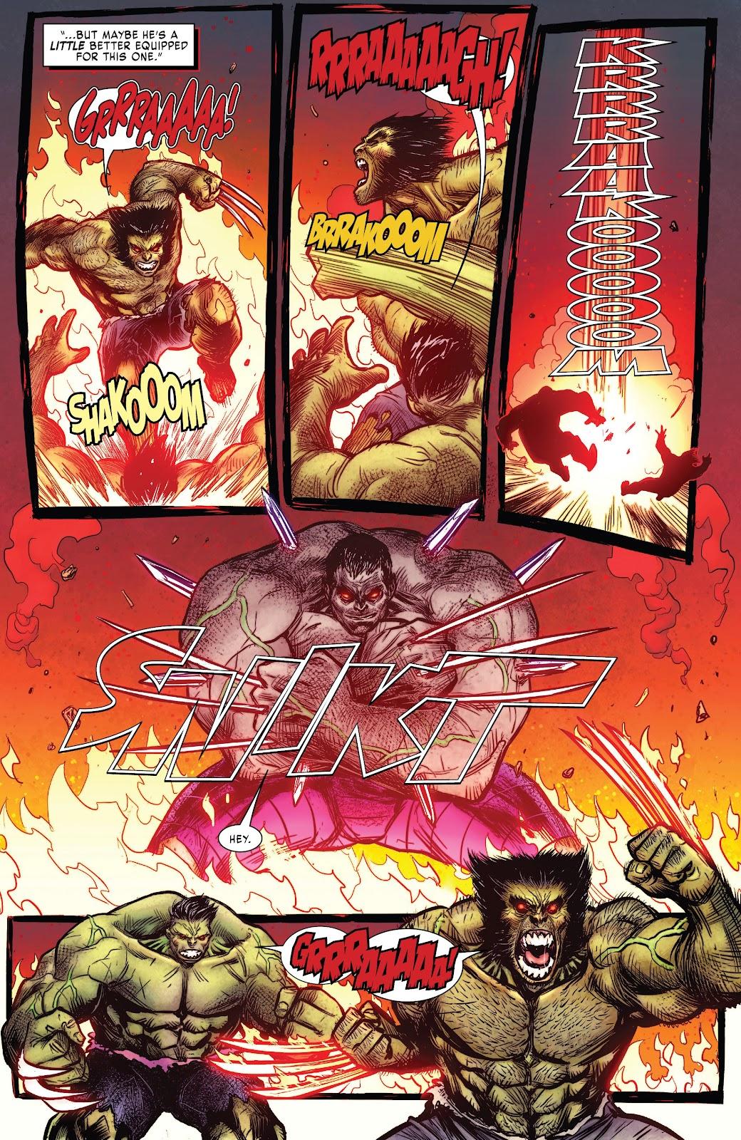 Read online Hulkverines comic -  Issue #3 - 19