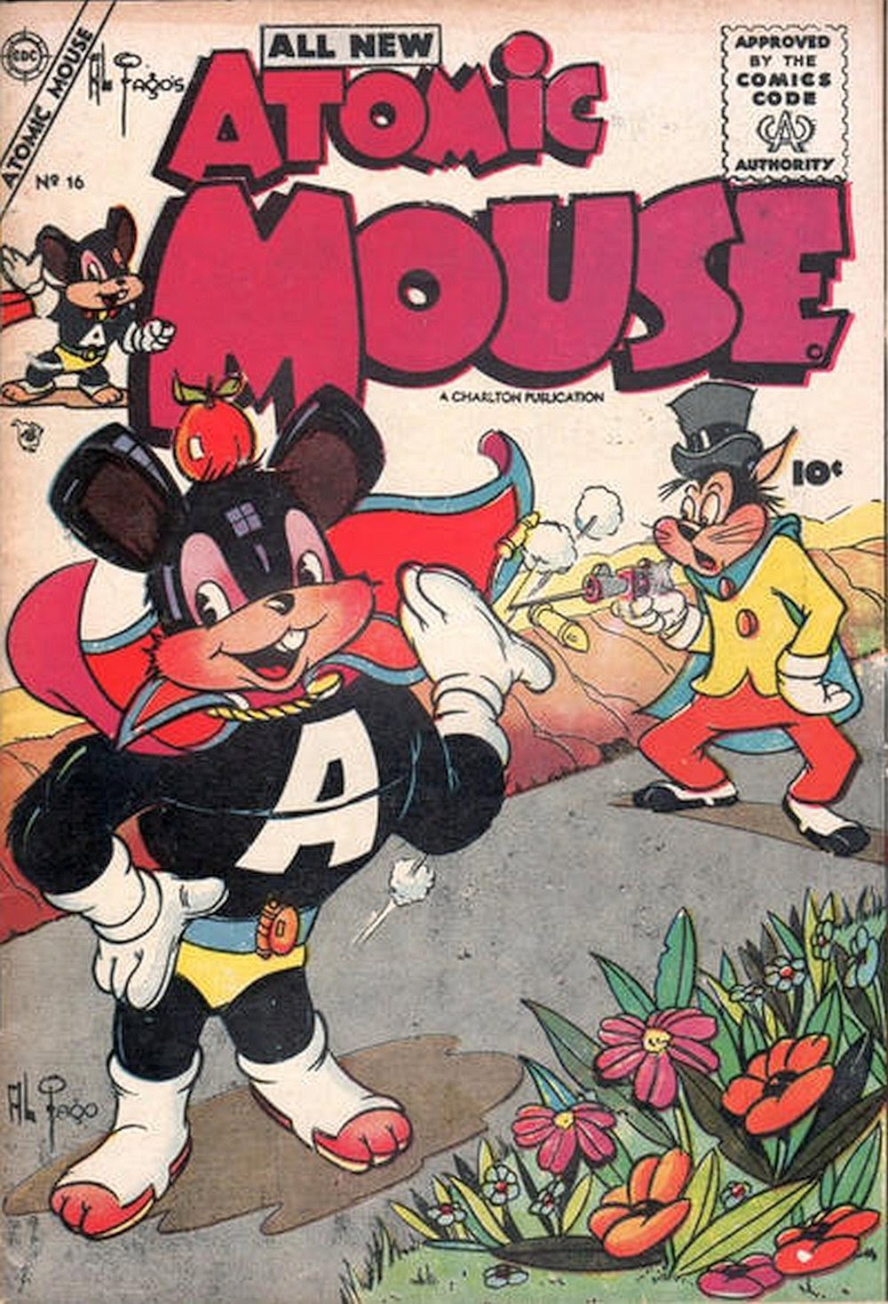 Atomic Mouse 16 Page 1