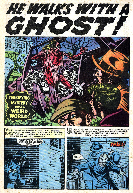Read online Adventures into Weird Worlds comic -  Issue #17 - 3