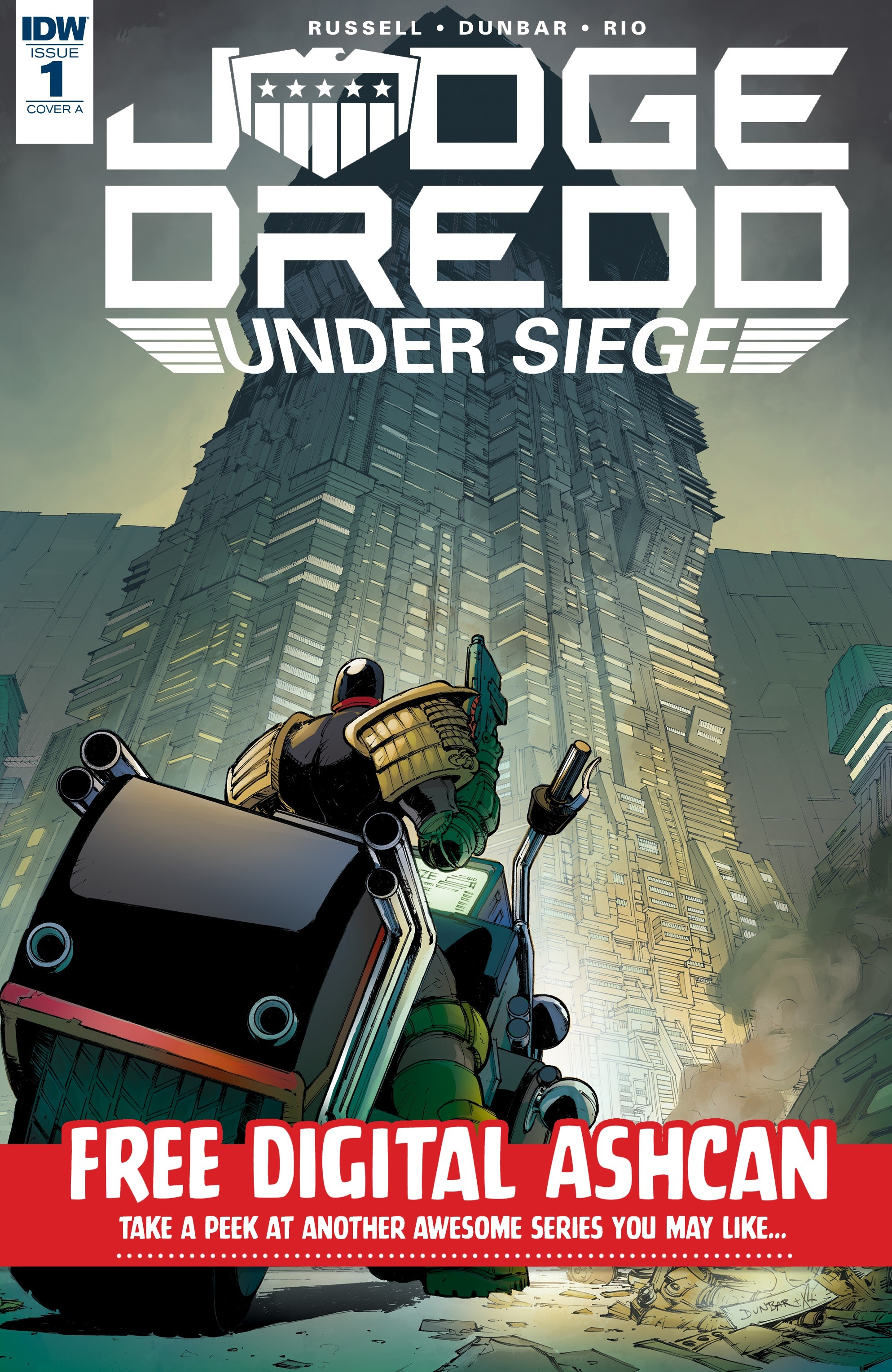 Judge Dredd: Toxic #4 #4 - English 27
