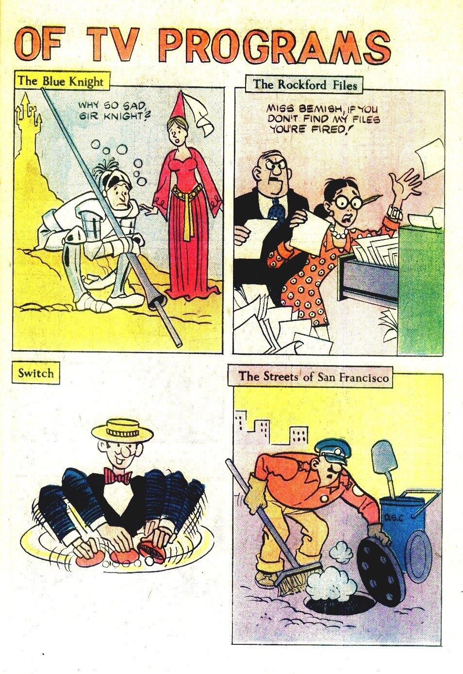 Read online Madhouse Comics comic -  Issue #108 - 21