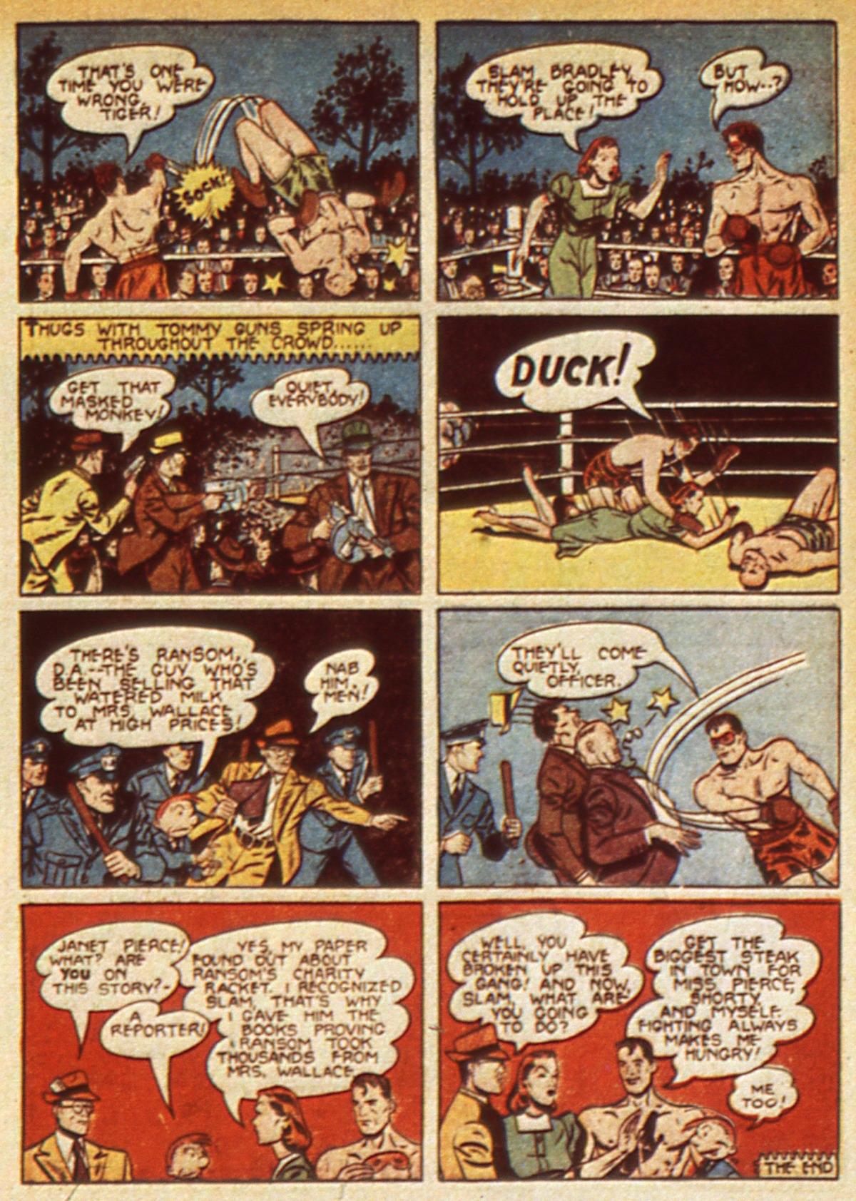 Read online Detective Comics (1937) comic -  Issue #45 - 65