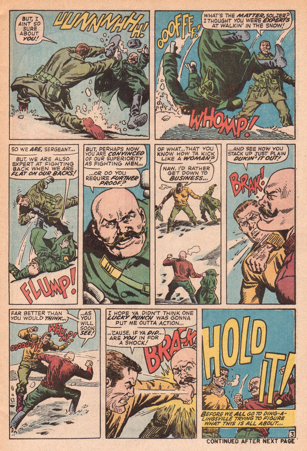 Read online Sgt. Fury comic -  Issue #73 - 5