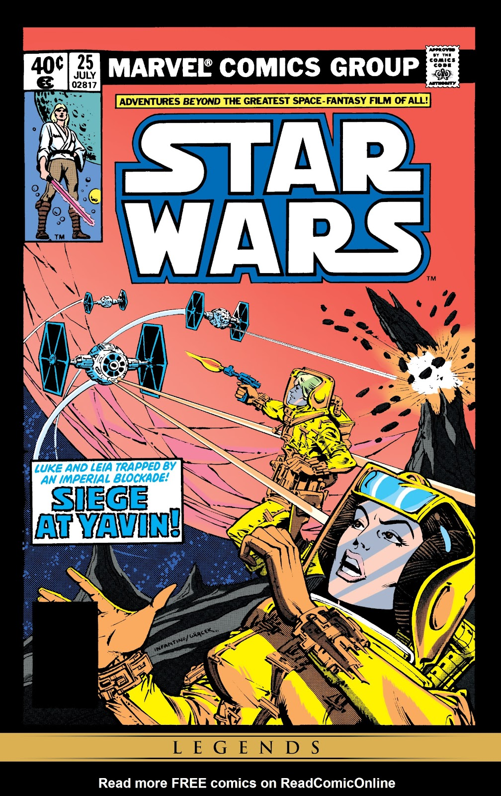 Read online Star Wars Legends: The Original Marvel Years - Epic Collection comic -  Issue # TPB 2 (Part 1) - 24