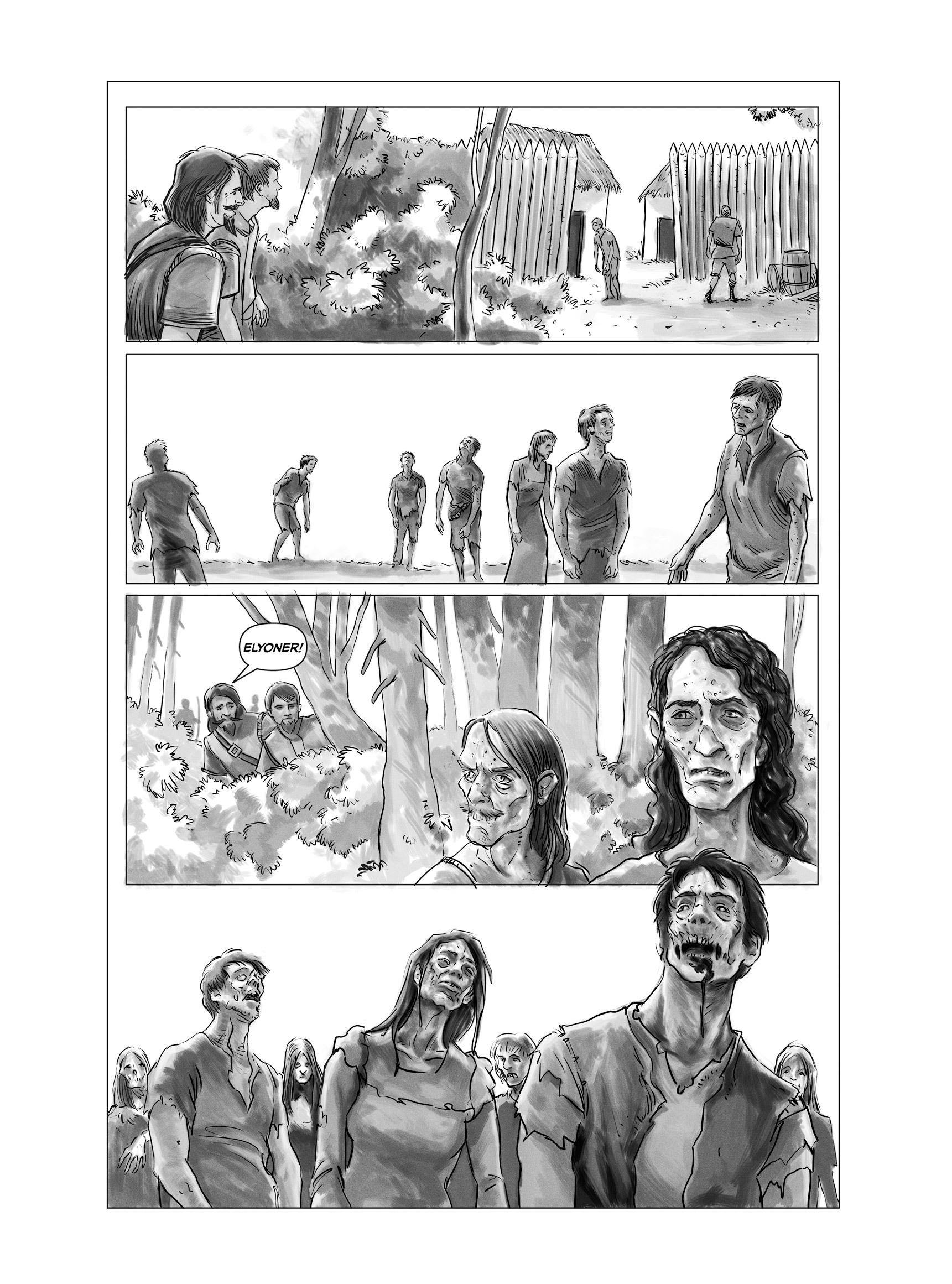 Read online FUBAR comic -  Issue #3 - 28
