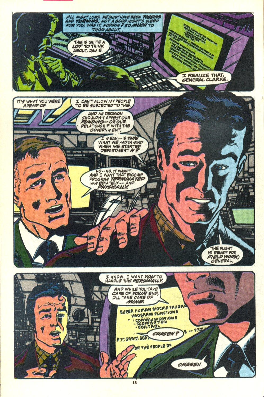 Read online Alpha Flight (1983) comic -  Issue #92 - 14