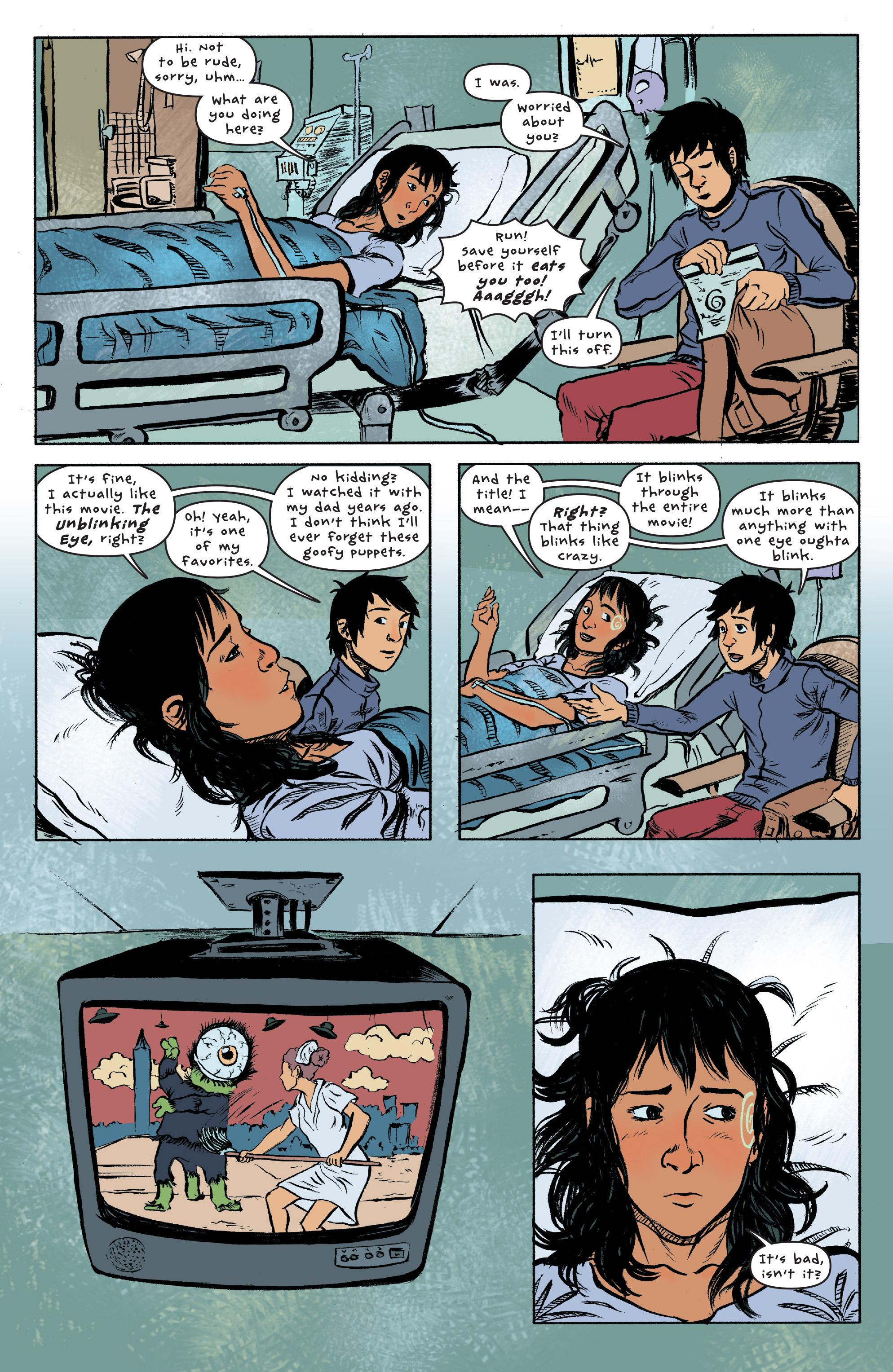 Read online UFOlogy comic -  Issue #2 - 8