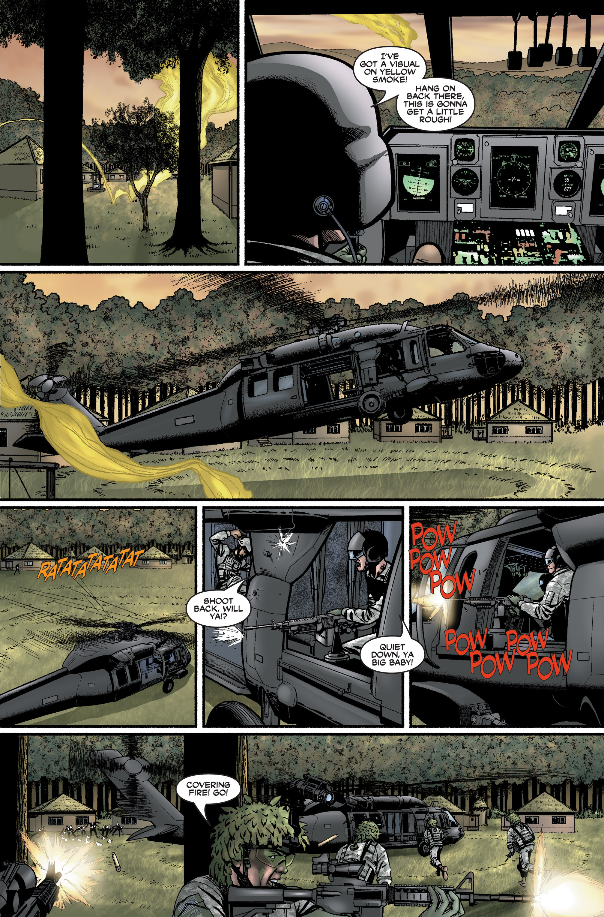 Read online America's Army comic -  Issue #2 - 22